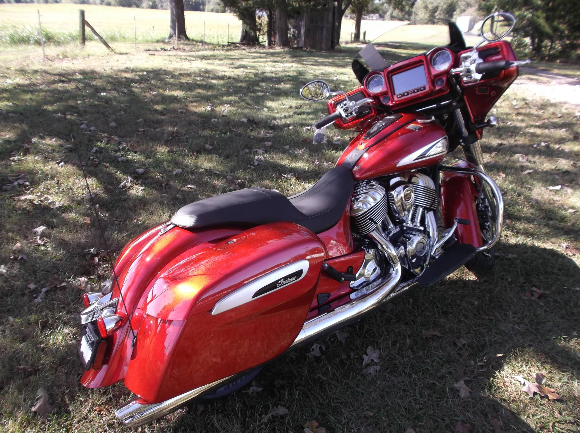 2019 Indian Chieftain® Limited ABS in Greer, South Carolina - Photo 8