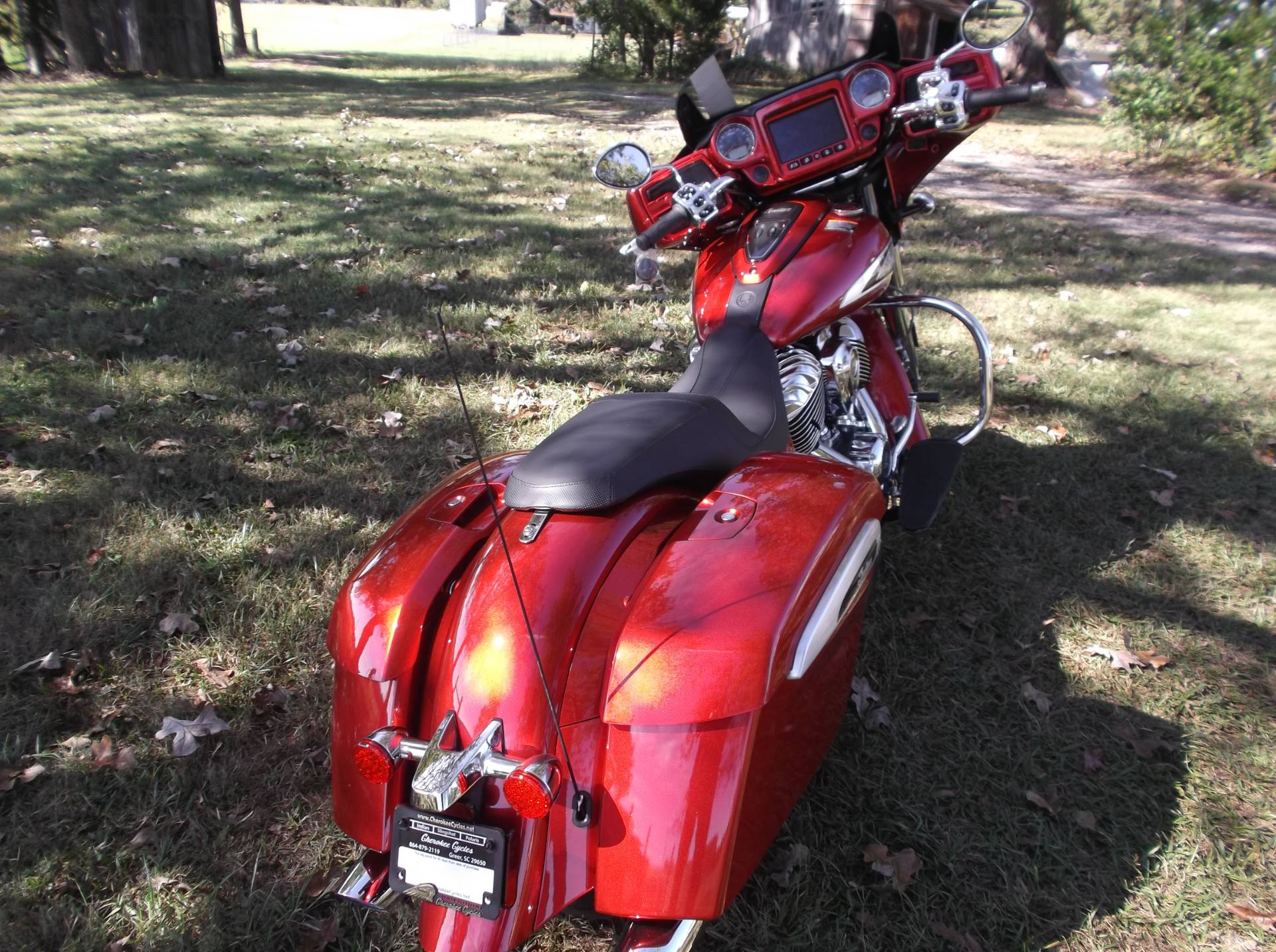 2019 Indian Chieftain® Limited ABS in Greer, South Carolina - Photo 10