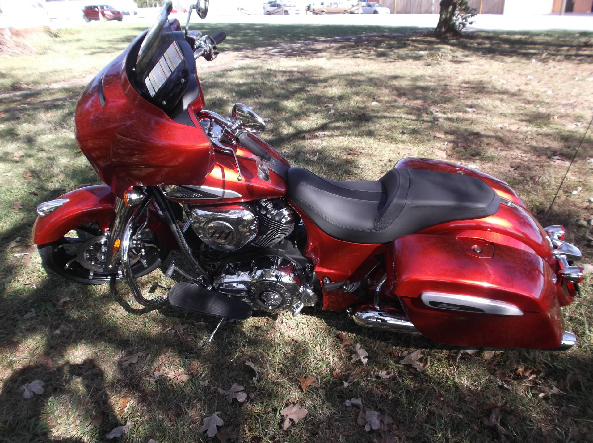 2019 Indian Chieftain® Limited ABS in Greer, South Carolina - Photo 17