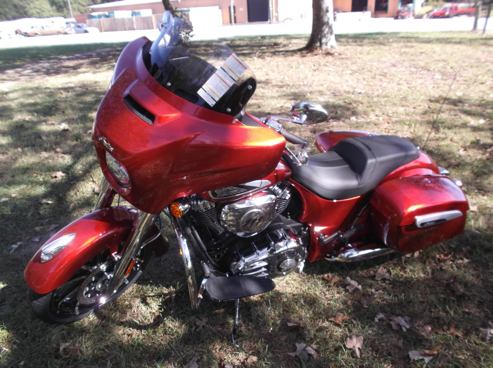 2019 Indian Chieftain® Limited ABS in Greer, South Carolina - Photo 19