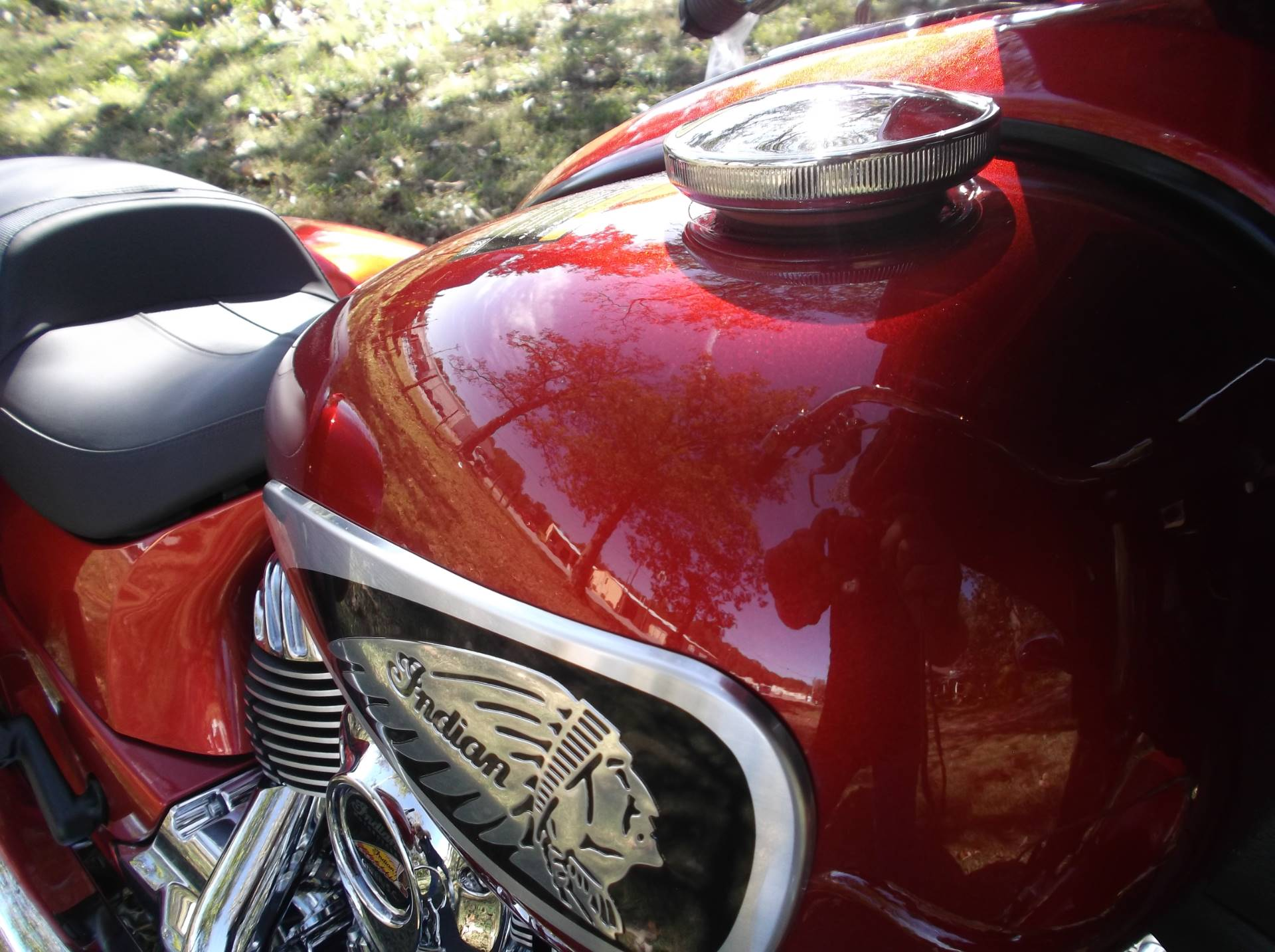 2019 Indian Chieftain® Limited ABS in Greer, South Carolina - Photo 23