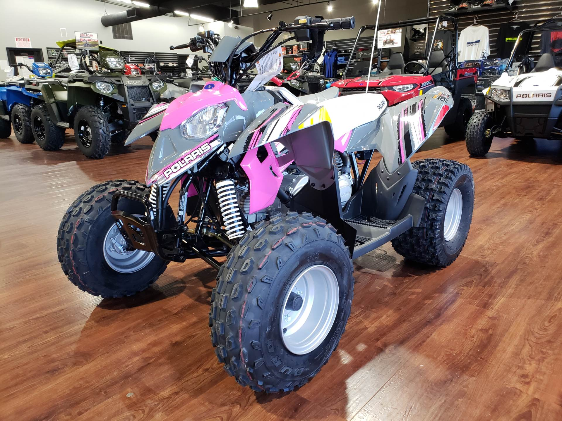 2019 Polaris Outlaw 110 in Greer, South Carolina