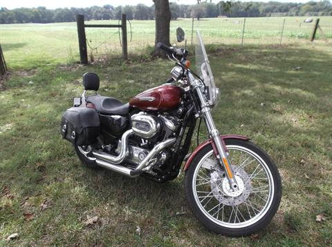 2009 Harley-Davidson Sportster® 1200 Custom in Greer, South Carolina