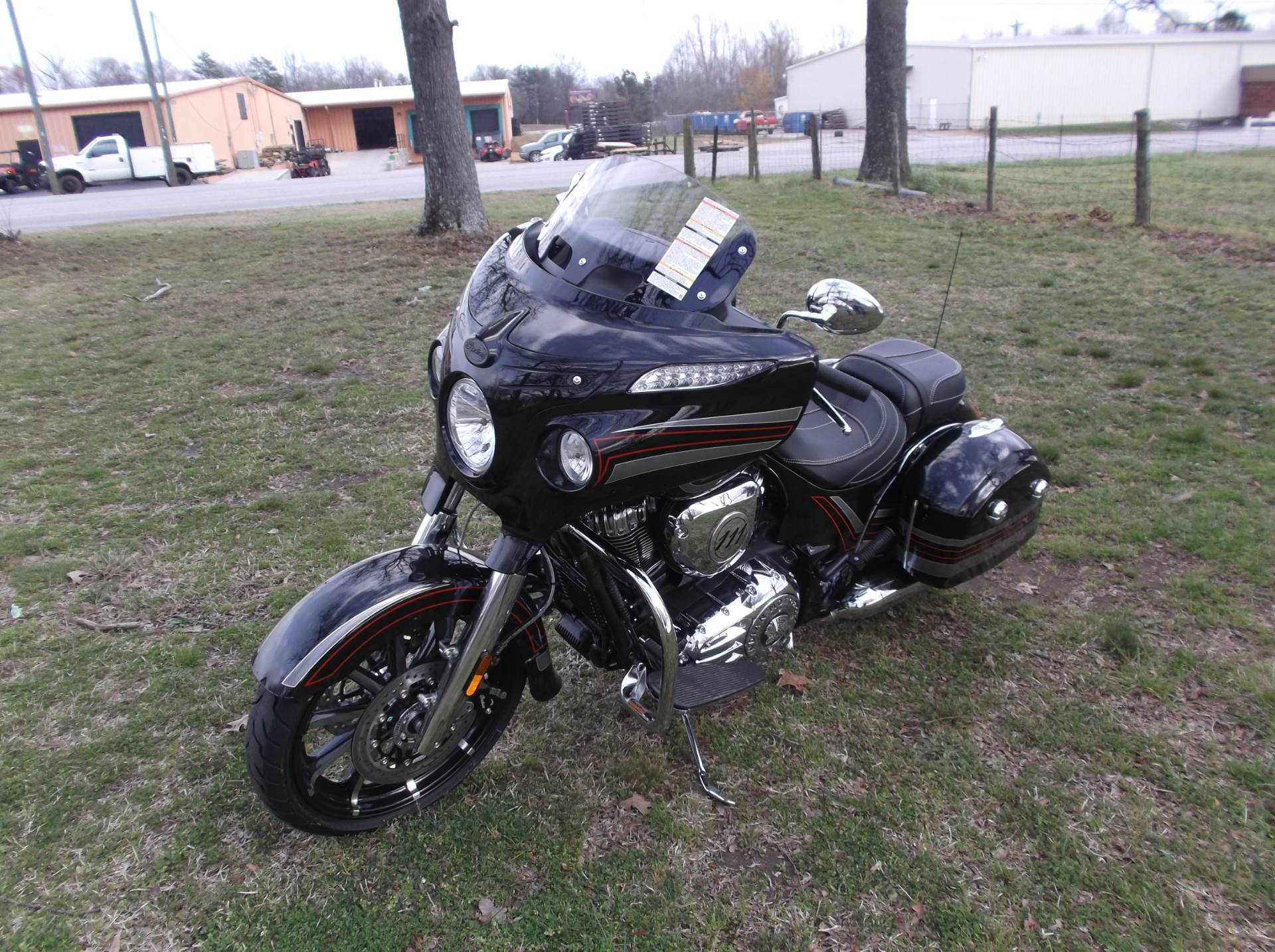 2018 Indian Chieftain® Limited ABS in Greer, South Carolina