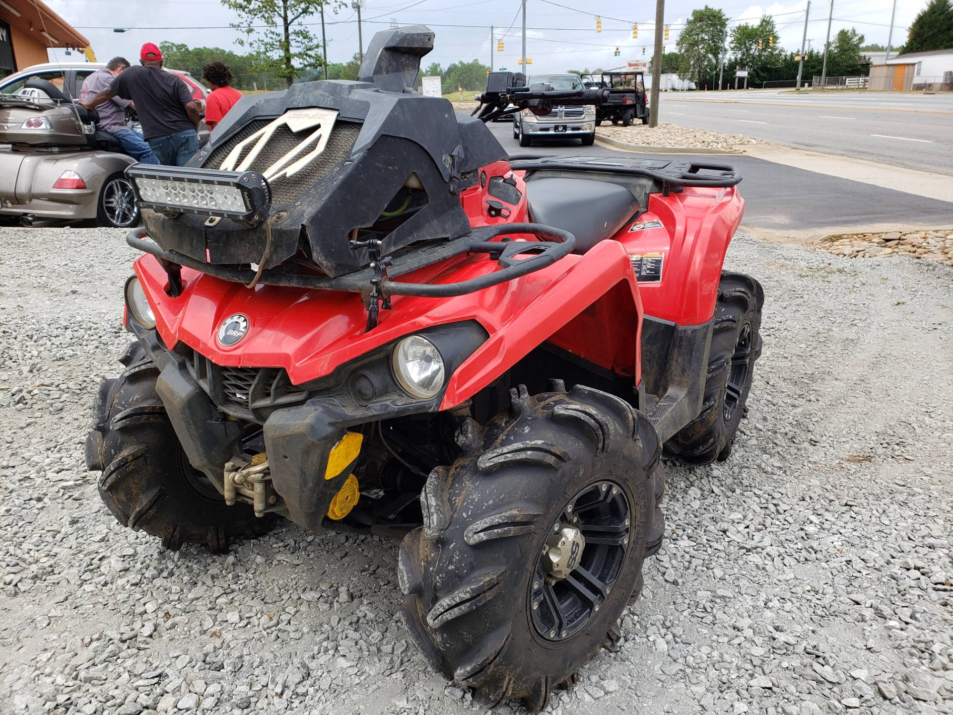 2015 Can-Am Outlander™ L 450 in Greer, South Carolina - Photo 5