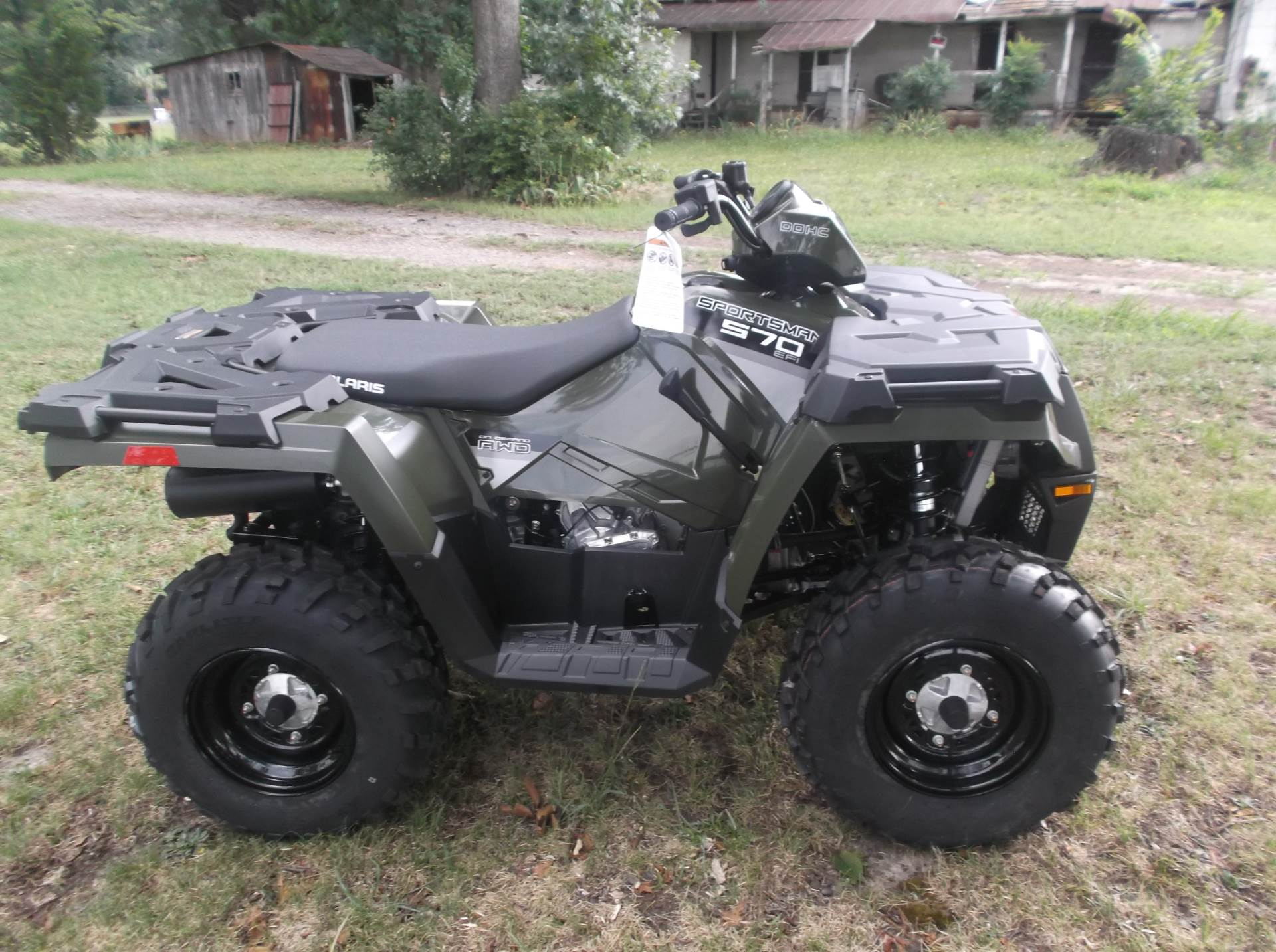 2018 Polaris Sportsman 570 EPS 3