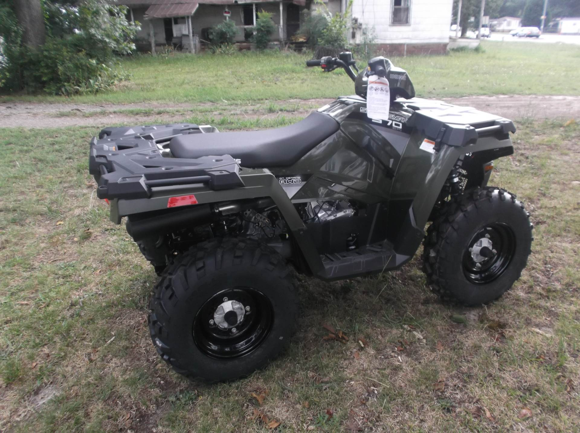 2018 Polaris Sportsman 570 EPS 4
