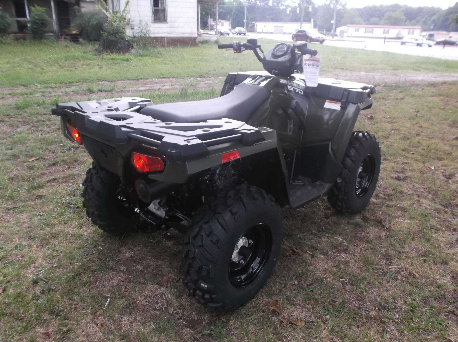 2018 Polaris Sportsman 570 EPS 5