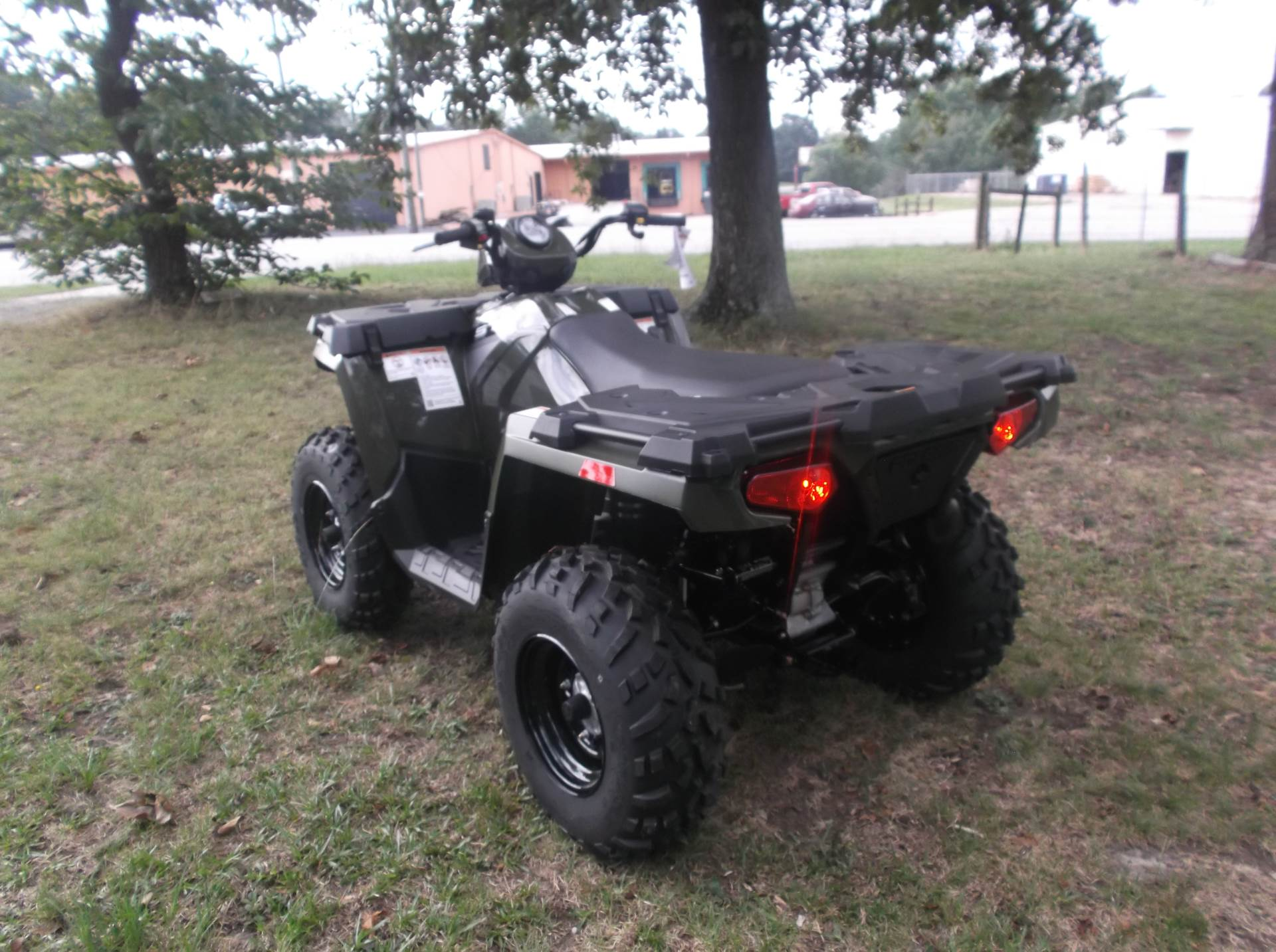 2018 Polaris Sportsman 570 EPS 8