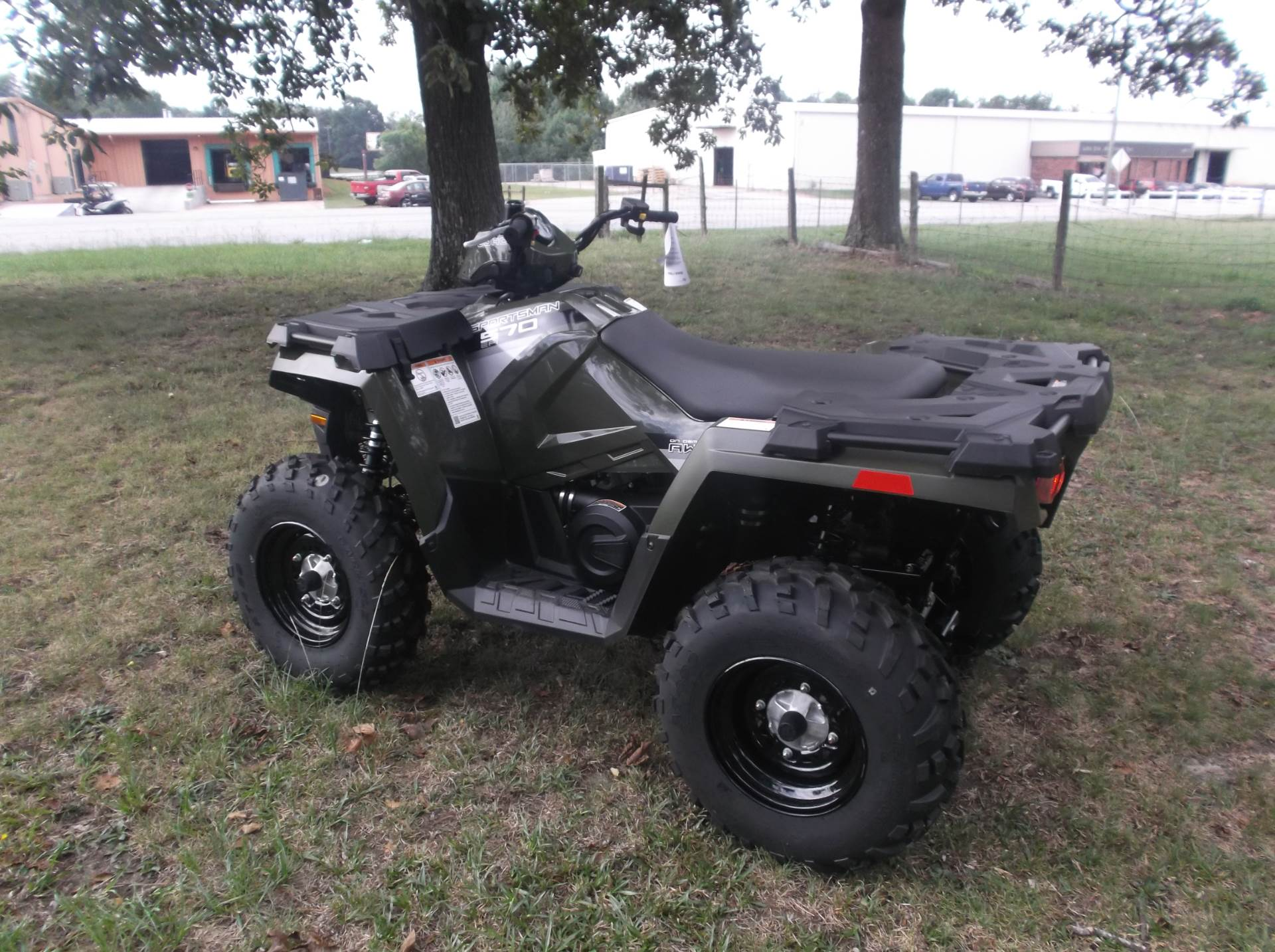 2018 Polaris Sportsman 570 EPS 9