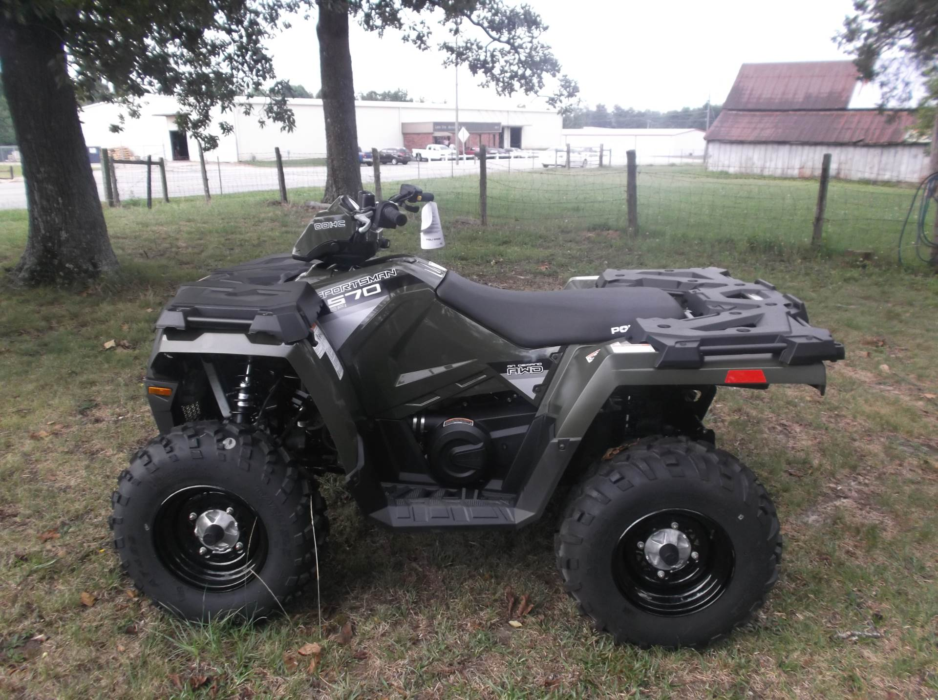 2018 Polaris Sportsman 570 EPS 10