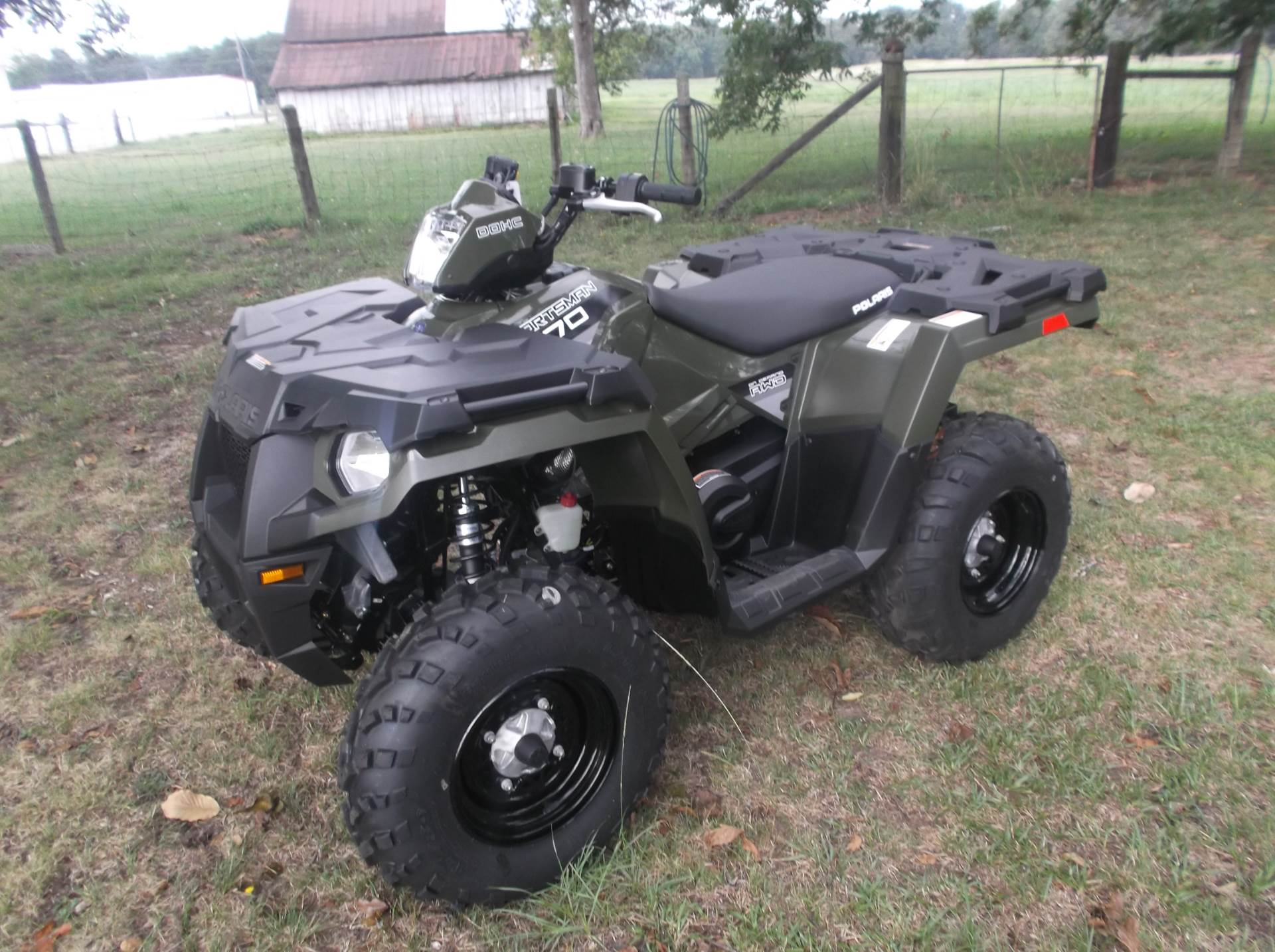 2018 Polaris Sportsman 570 EPS 11