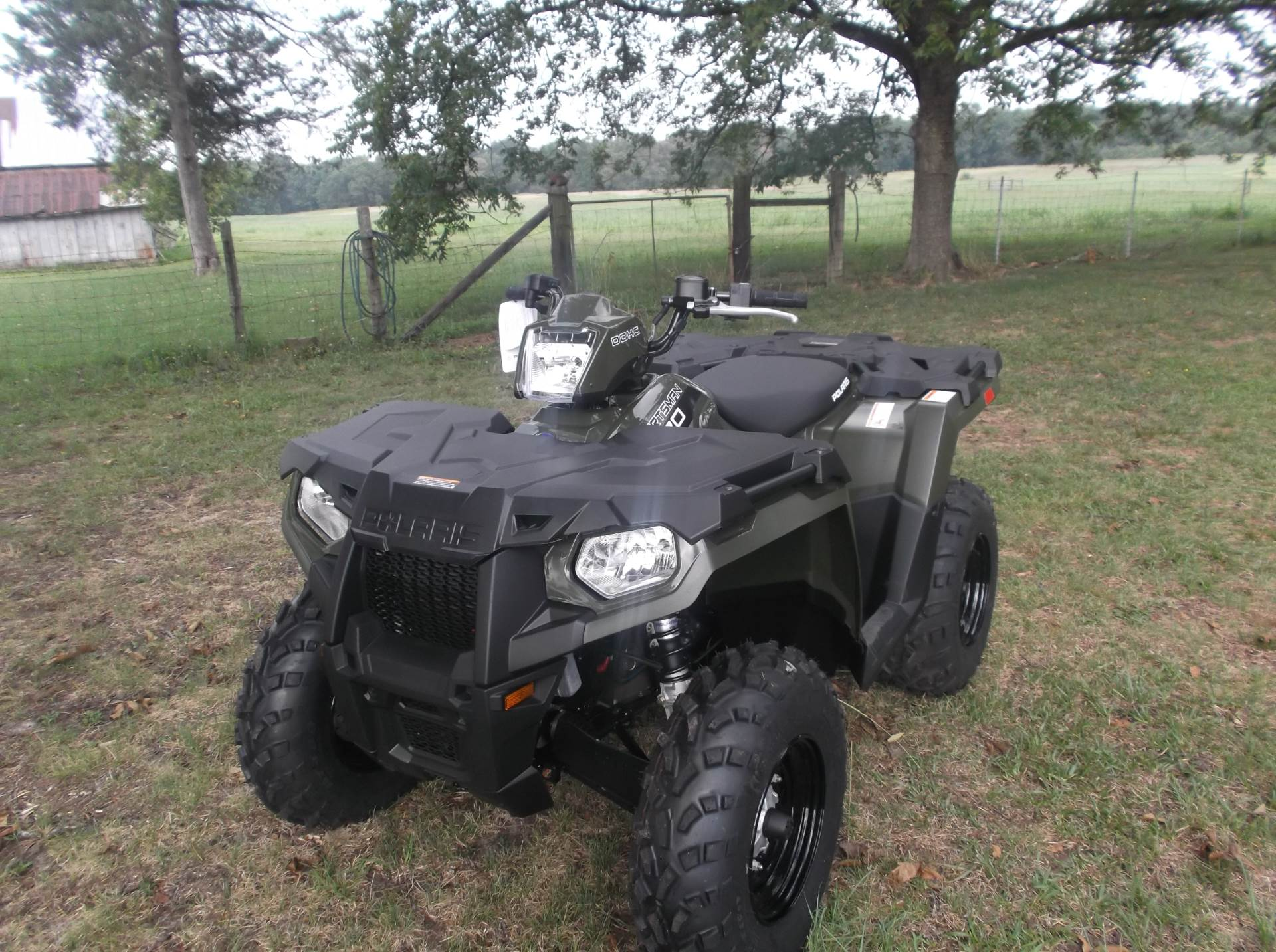 2018 Polaris Sportsman 570 EPS 12