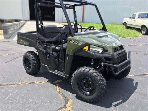 2018 Polaris Ranger 500 1