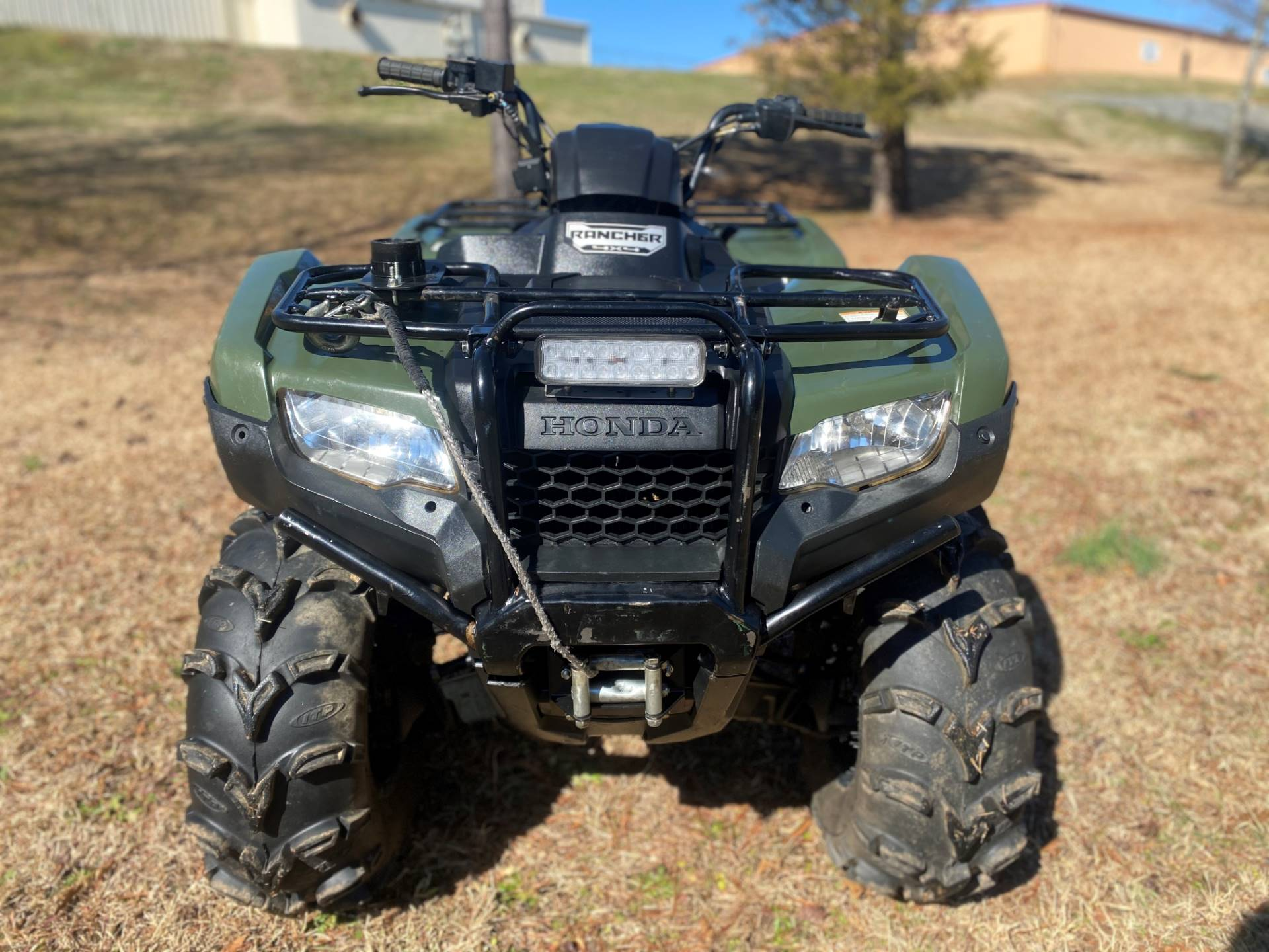 2019 Honda FourTrax Rancher 4x4 in Greer, South Carolina - Photo 2