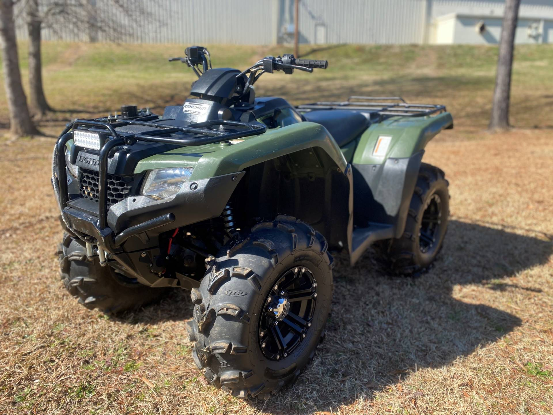 2019 Honda FourTrax Rancher 4x4 in Greer, South Carolina - Photo 3