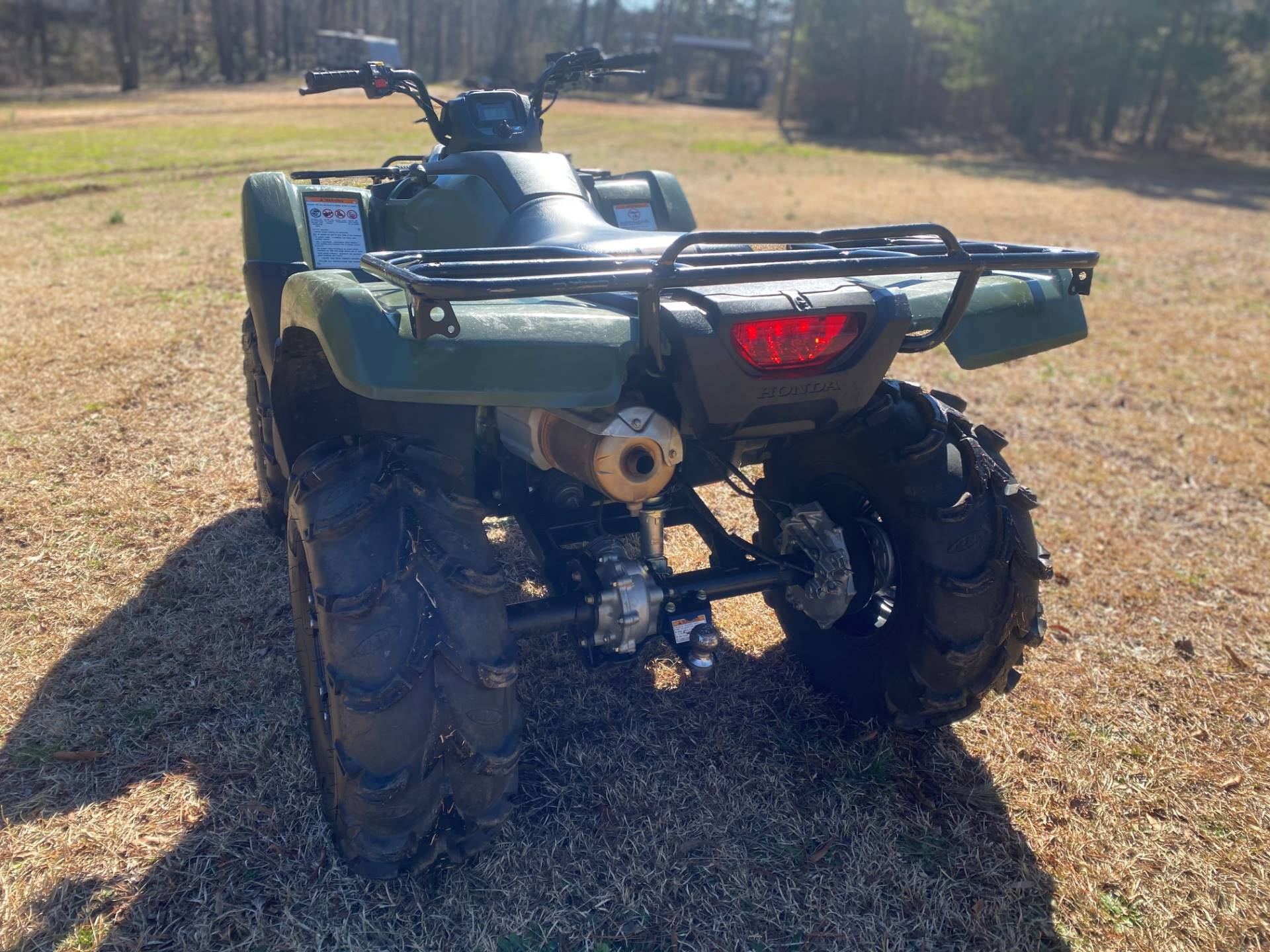 2019 Honda FourTrax Rancher 4x4 in Greer, South Carolina - Photo 7