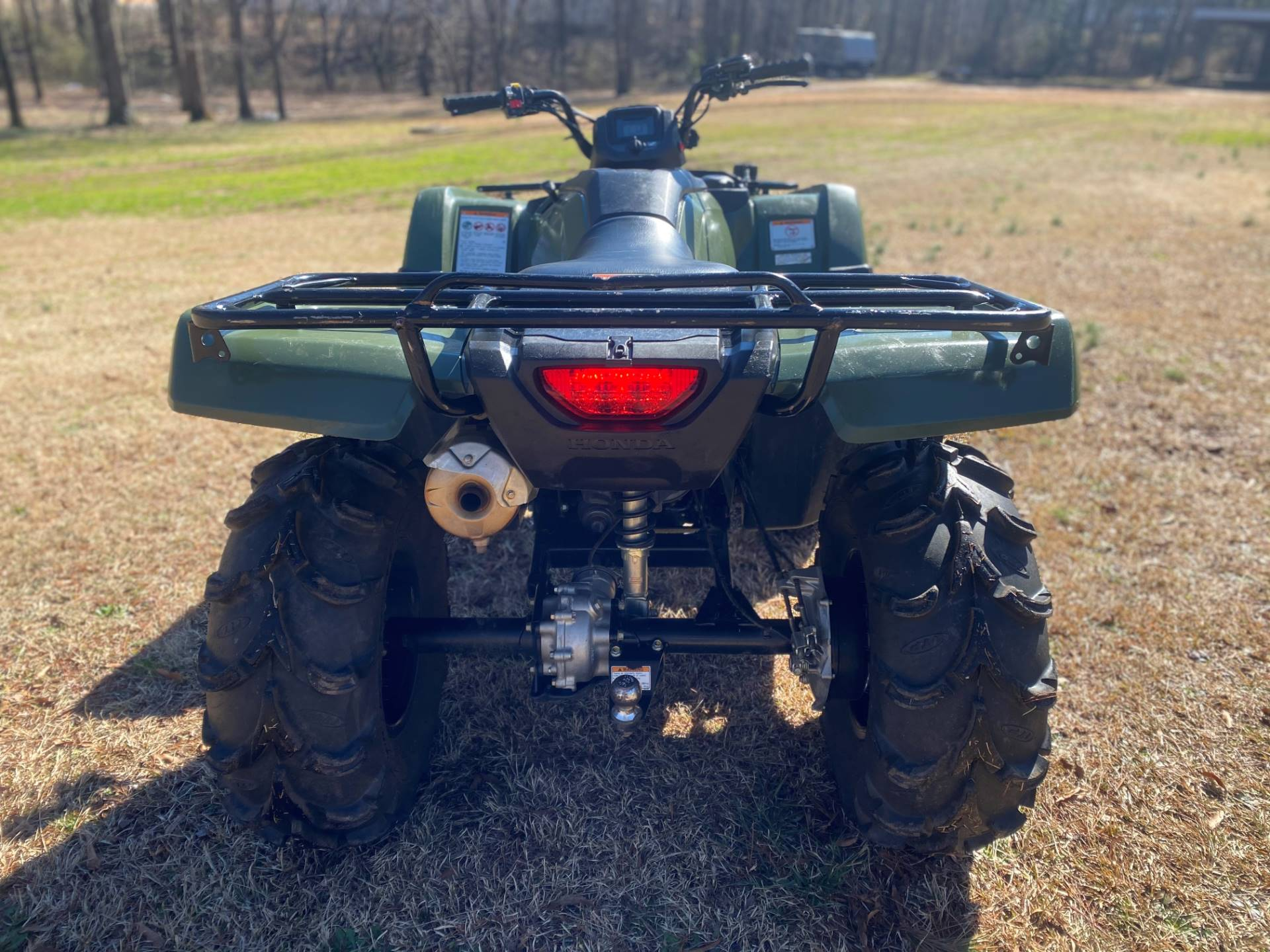 2019 Honda FourTrax Rancher 4x4 in Greer, South Carolina - Photo 8