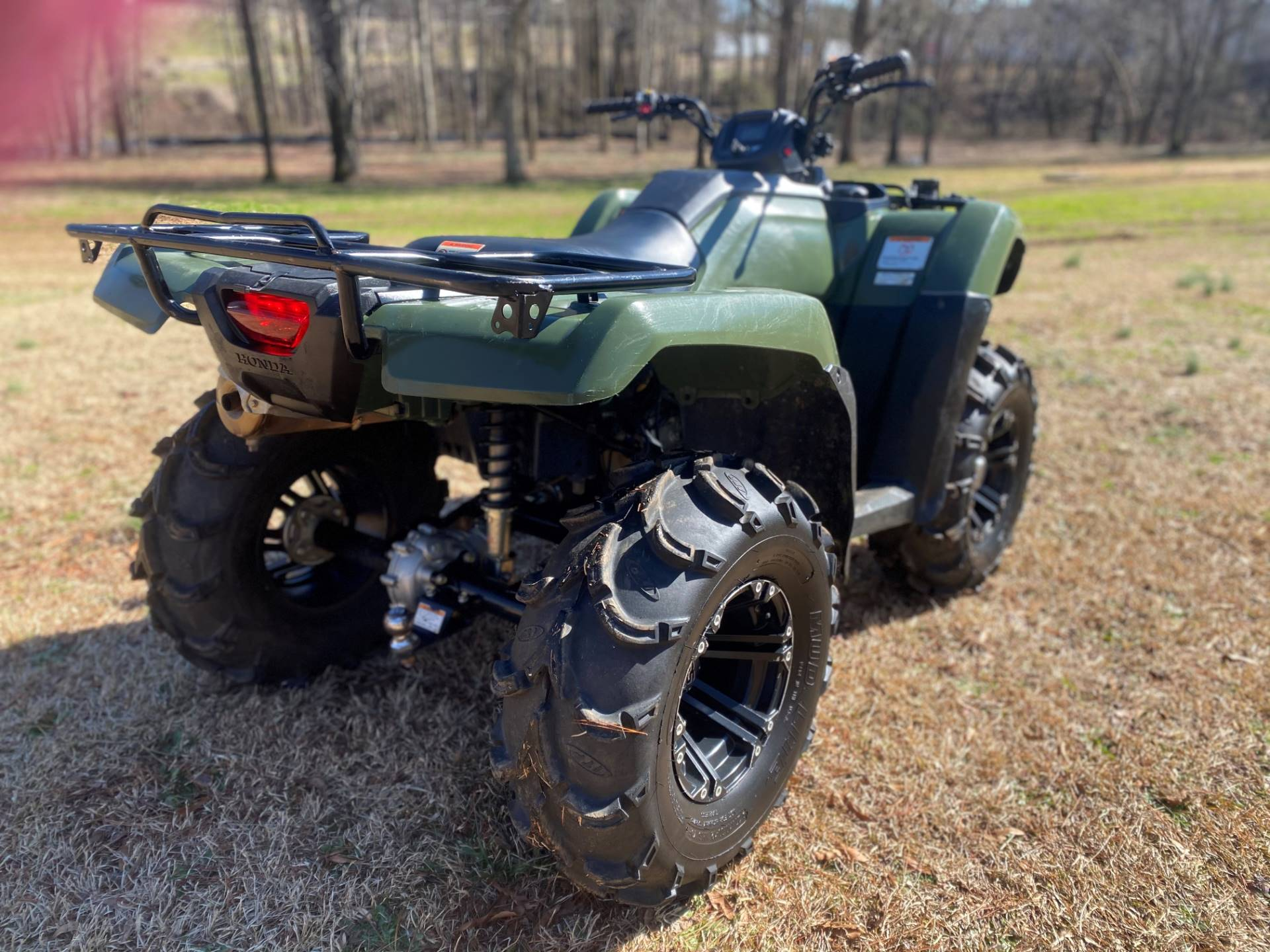 2019 Honda FourTrax Rancher 4x4 in Greer, South Carolina - Photo 9