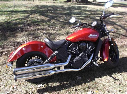 2019 Indian Scout® Sixty ABS in Greer, South Carolina - Photo 4