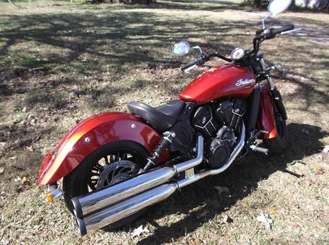2019 Indian Scout® Sixty ABS in Greer, South Carolina - Photo 5