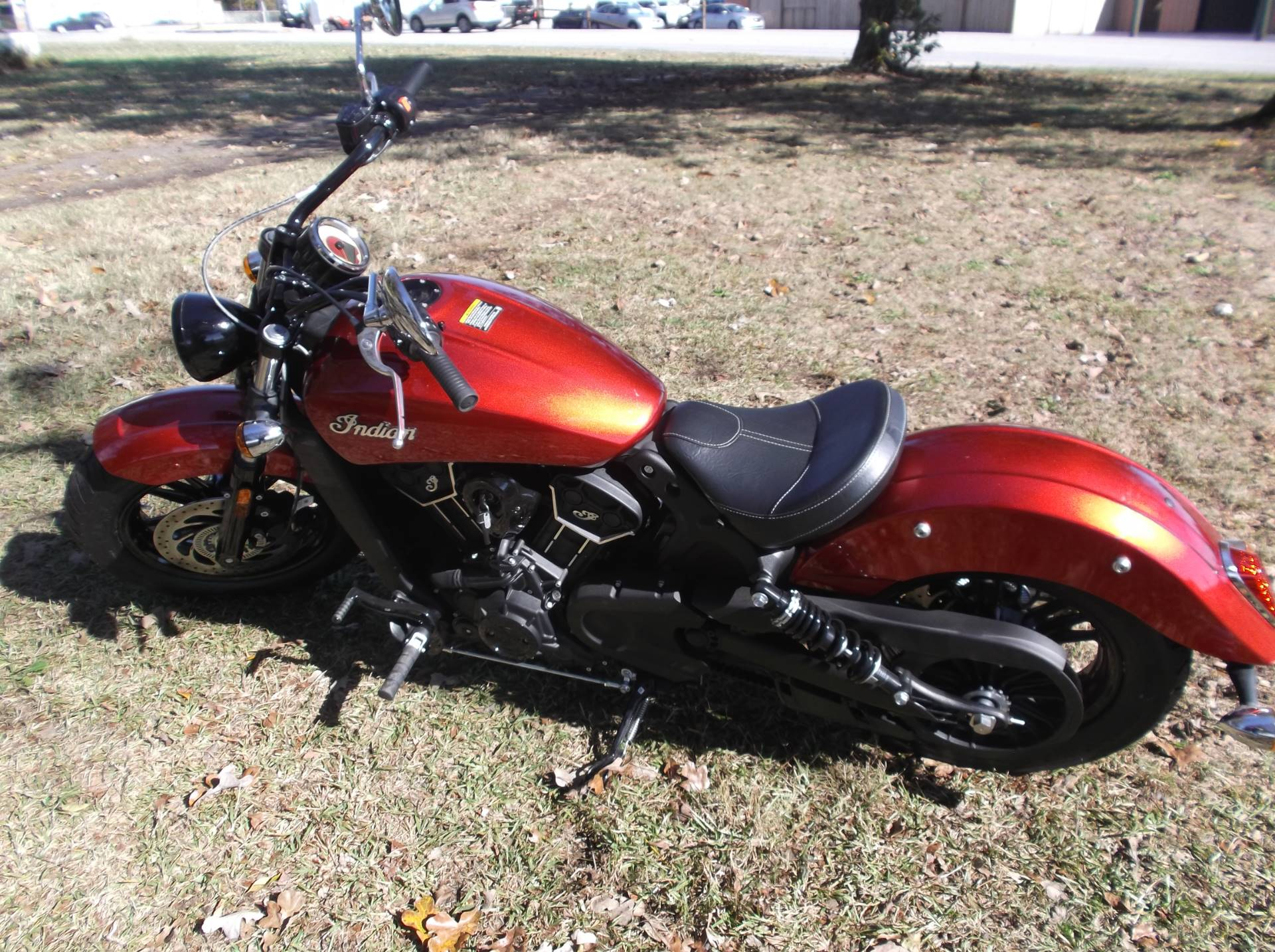 2019 Indian Scout® Sixty ABS in Greer, South Carolina - Photo 11