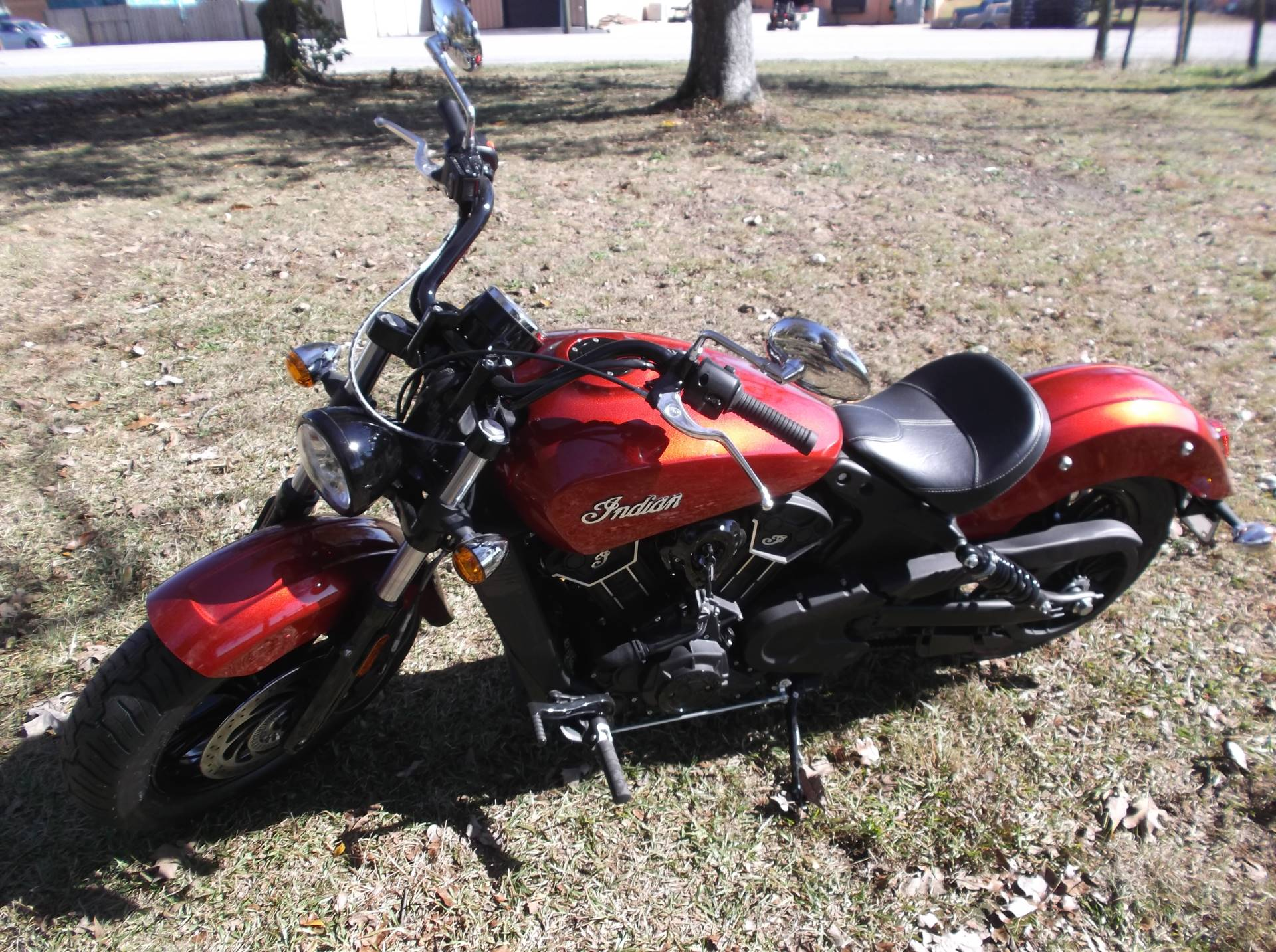 2019 Indian Scout® Sixty ABS in Greer, South Carolina - Photo 13