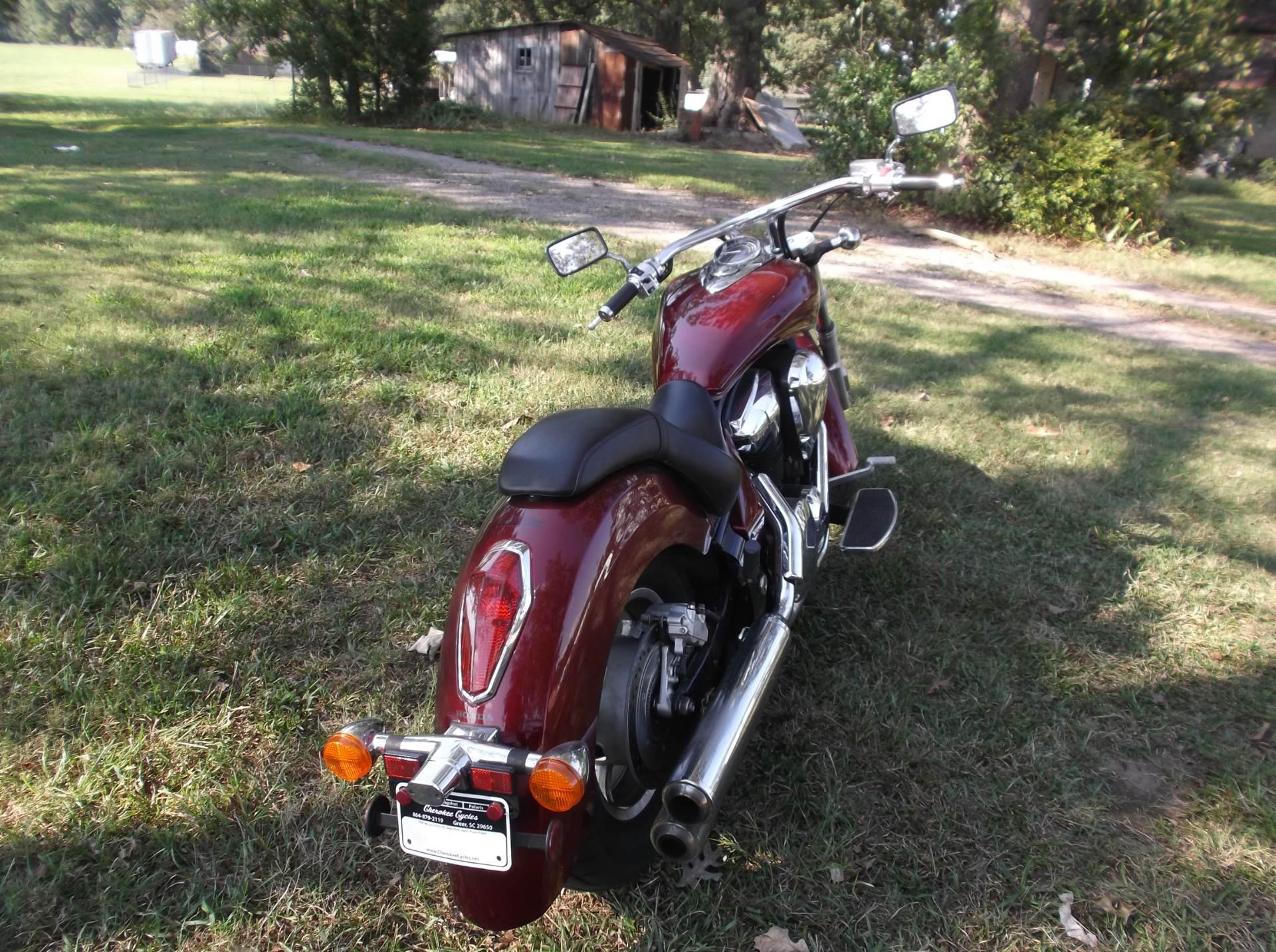 2010 Honda Stateline ABS 8