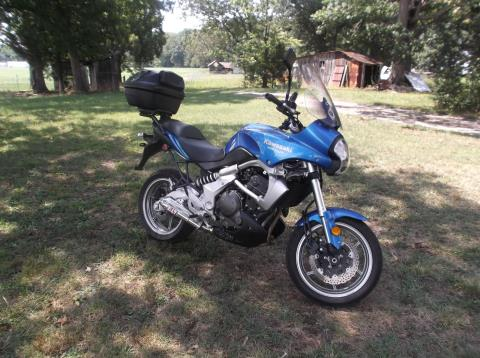 2009 Kawasaki Versys™ in Greer, South Carolina