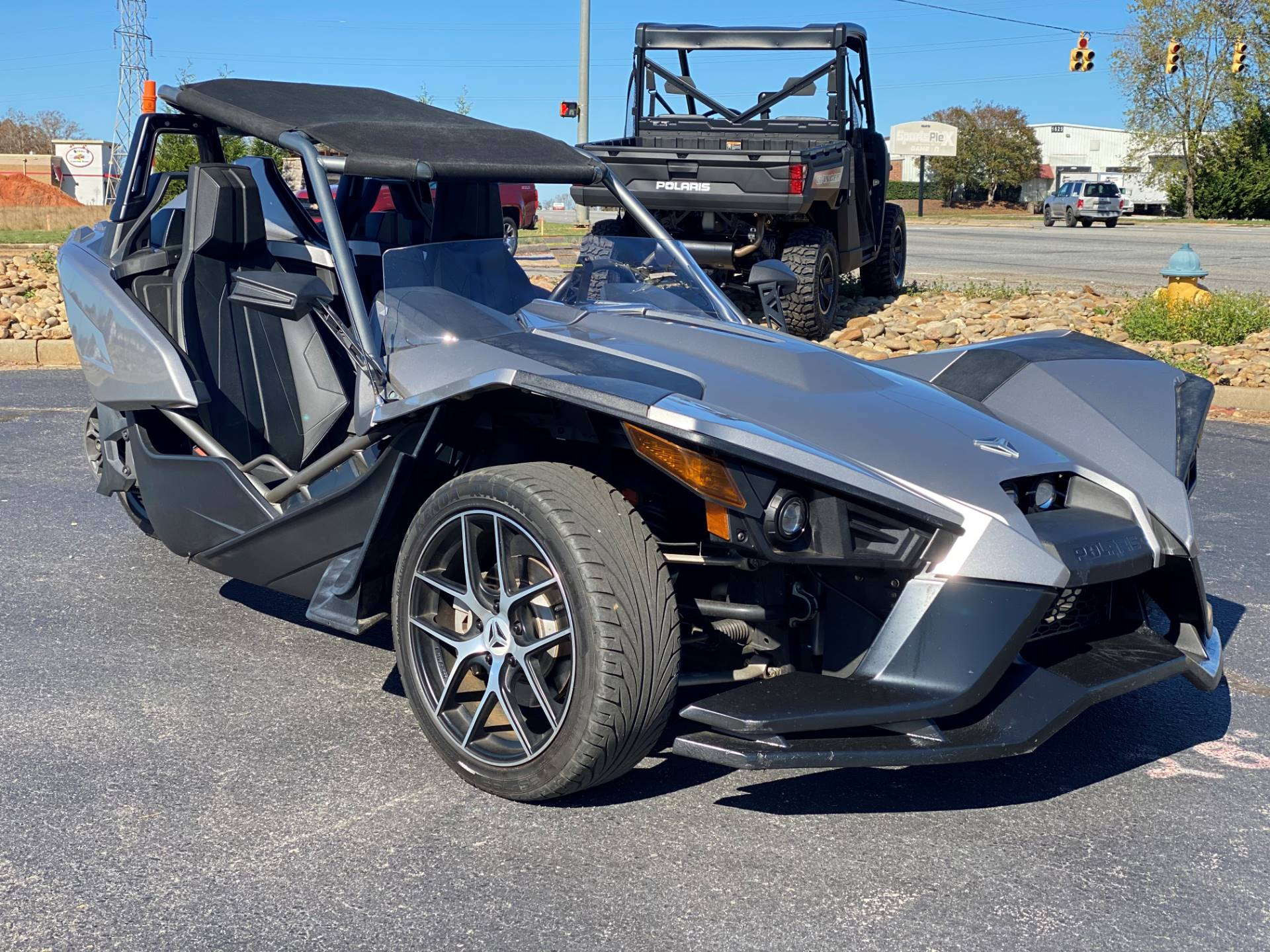 2016 Slingshot Slingshot SL in Greer, South Carolina - Photo 4