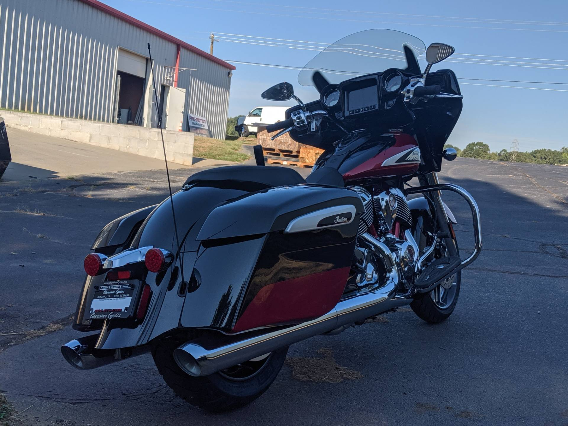 2020 Indian Chieftain® Elite in Greer, South Carolina - Photo 7