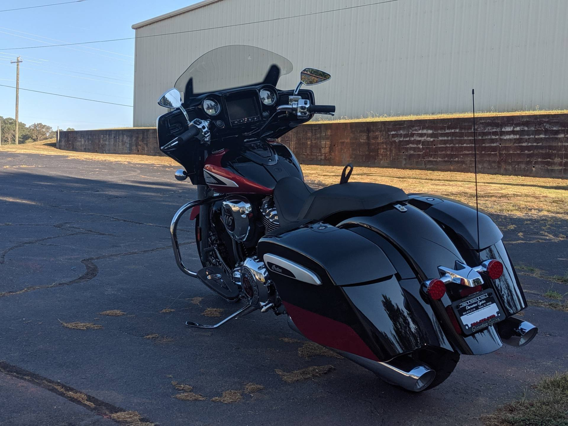 2020 Indian Chieftain® Elite in Greer, South Carolina - Photo 9