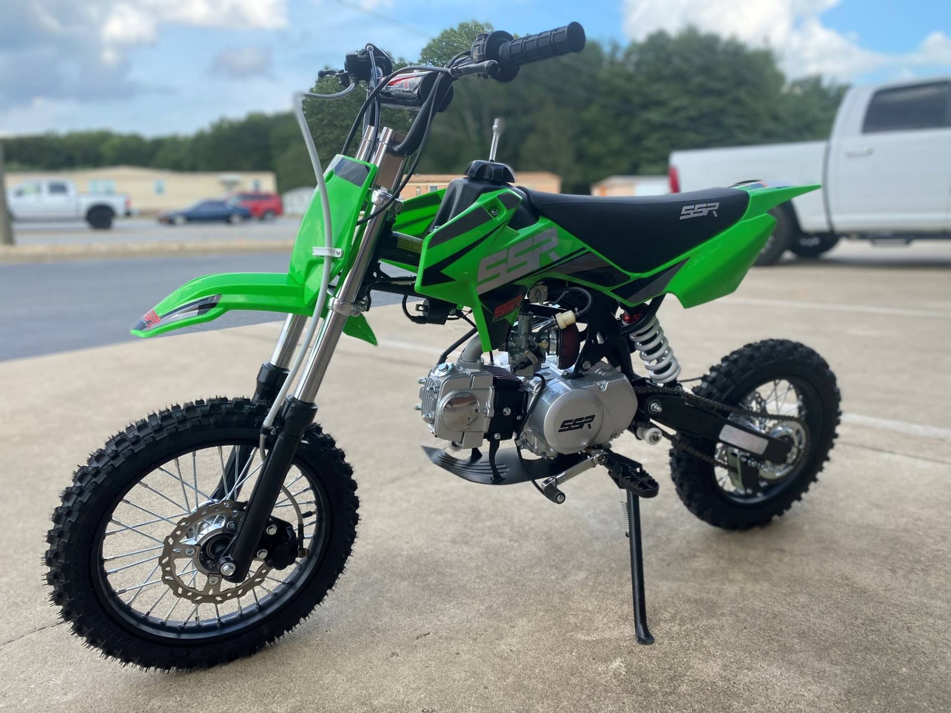 2021 SSR Motorsports SR125 in Greer, South Carolina - Photo 13