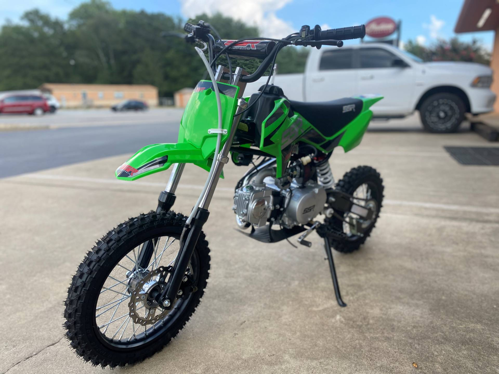 2021 SSR Motorsports SR125 in Greer, South Carolina - Photo 14