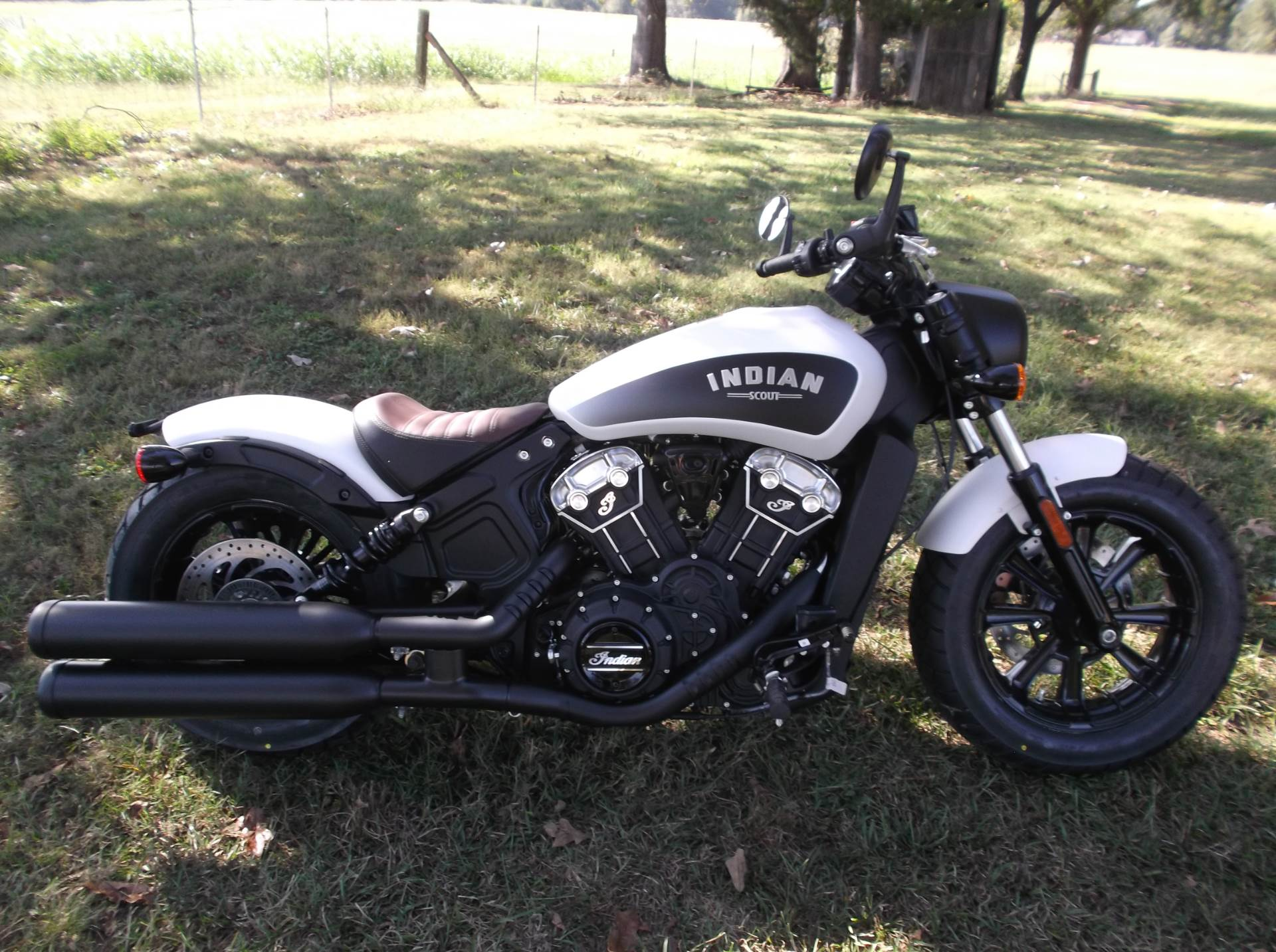 2019 Indian Scout® Bobber ABS in Greer, South Carolina