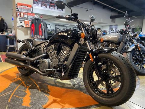 2021 Indian Scout® Bobber Sixty in Greer, South Carolina - Photo 1