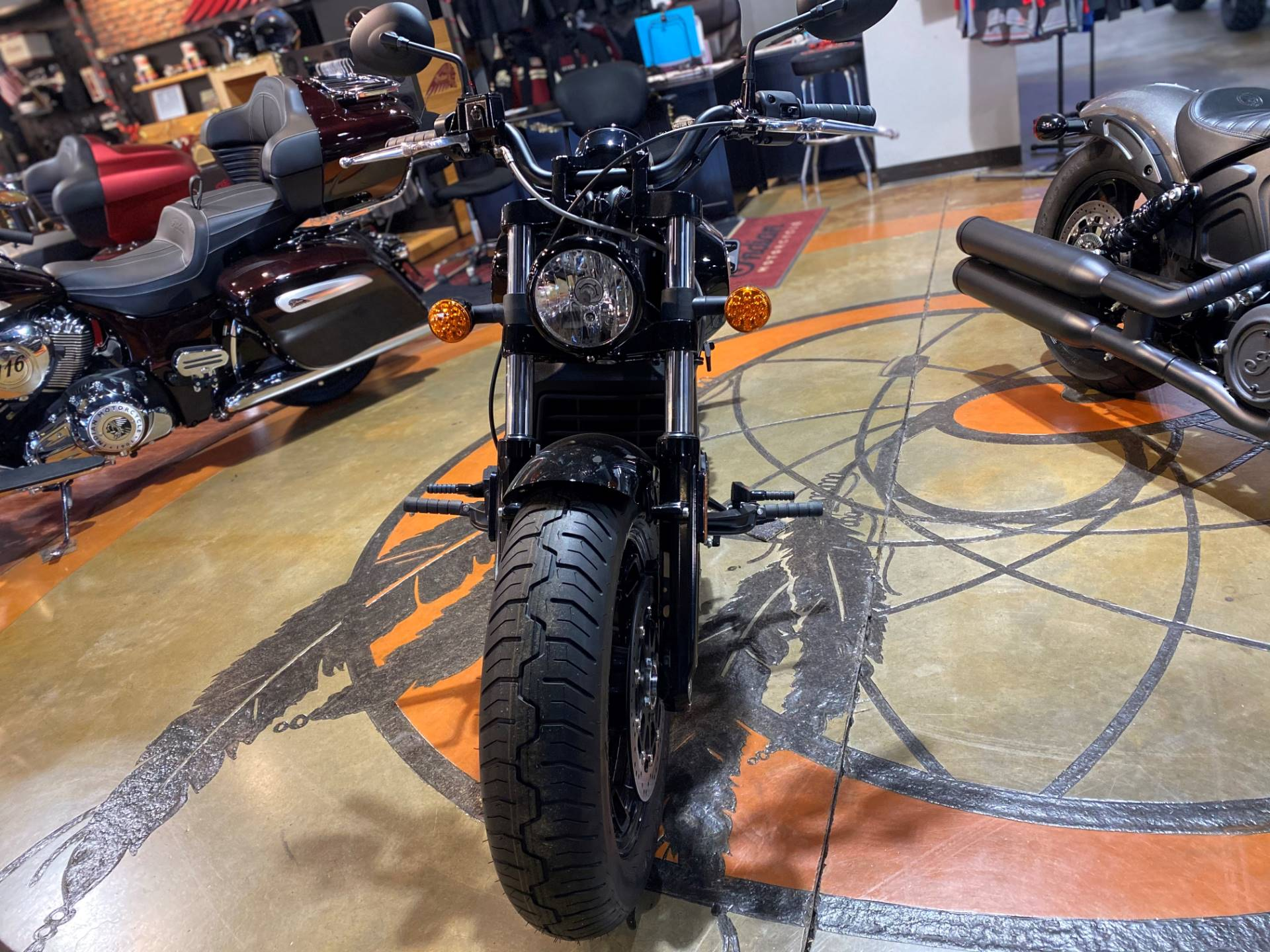 2021 Indian Scout® Bobber Sixty in Greer, South Carolina - Photo 2