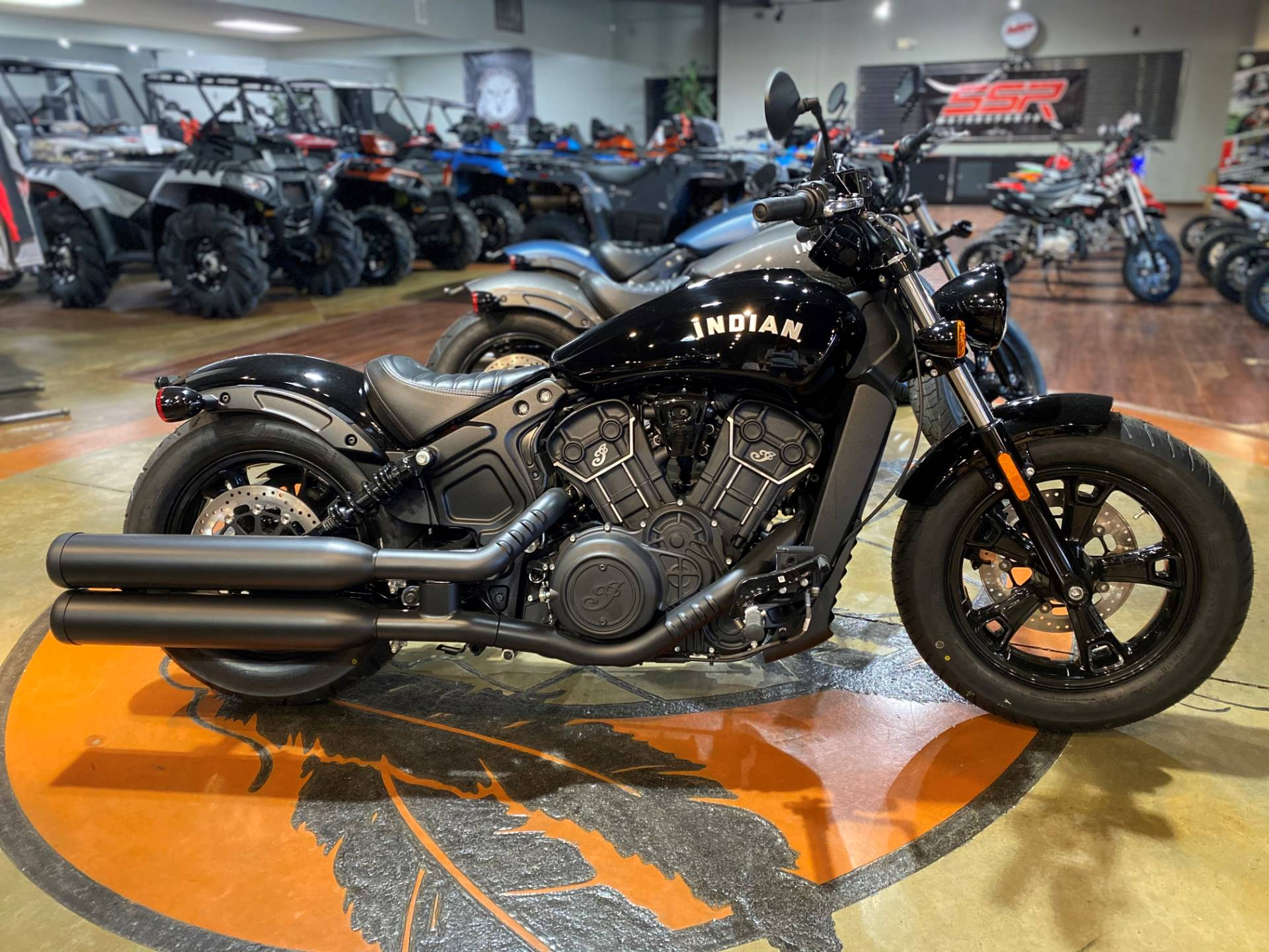 2021 Indian Scout® Bobber Sixty in Greer, South Carolina - Photo 4