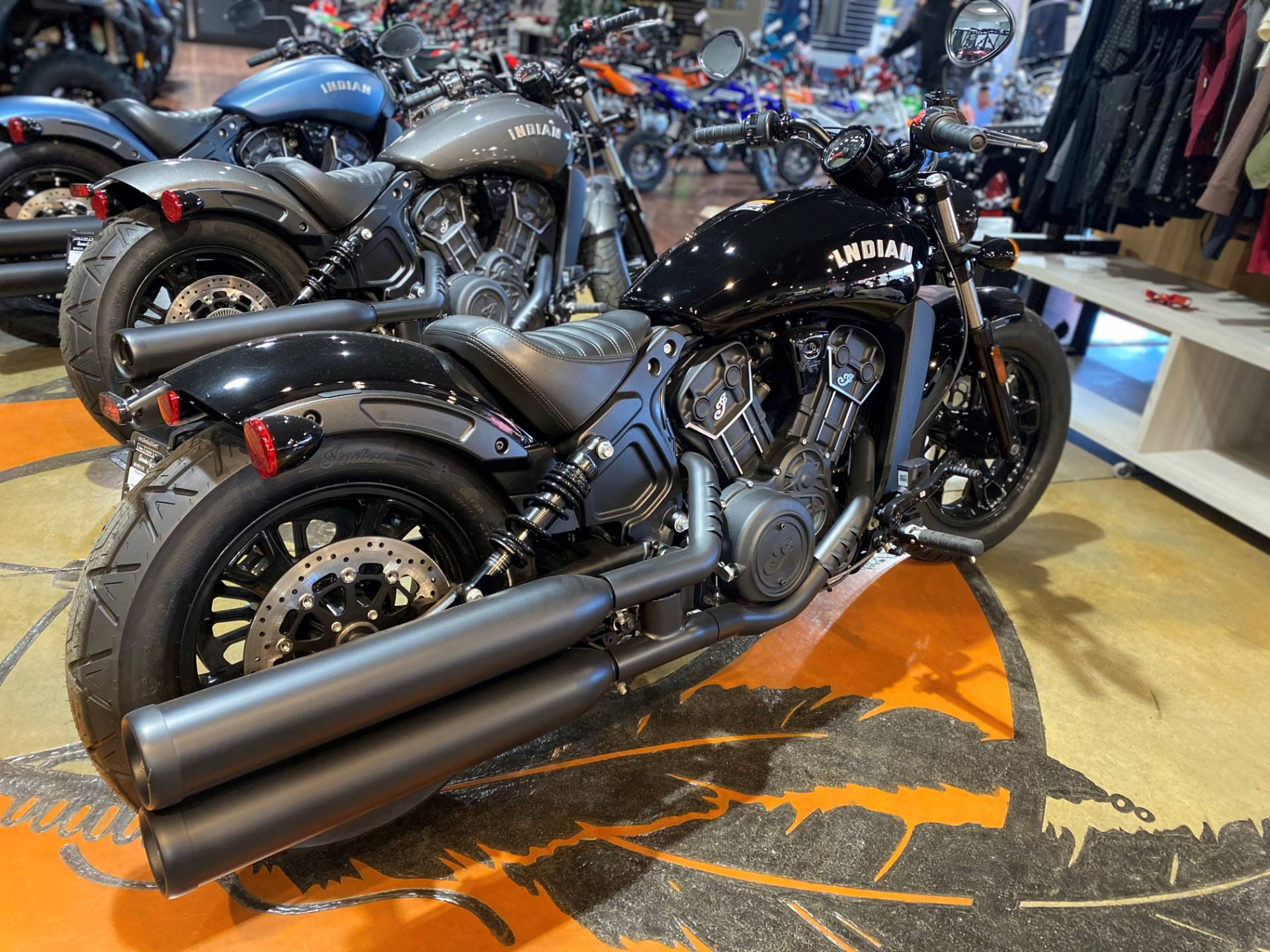 2021 Indian Scout® Bobber Sixty in Greer, South Carolina - Photo 5