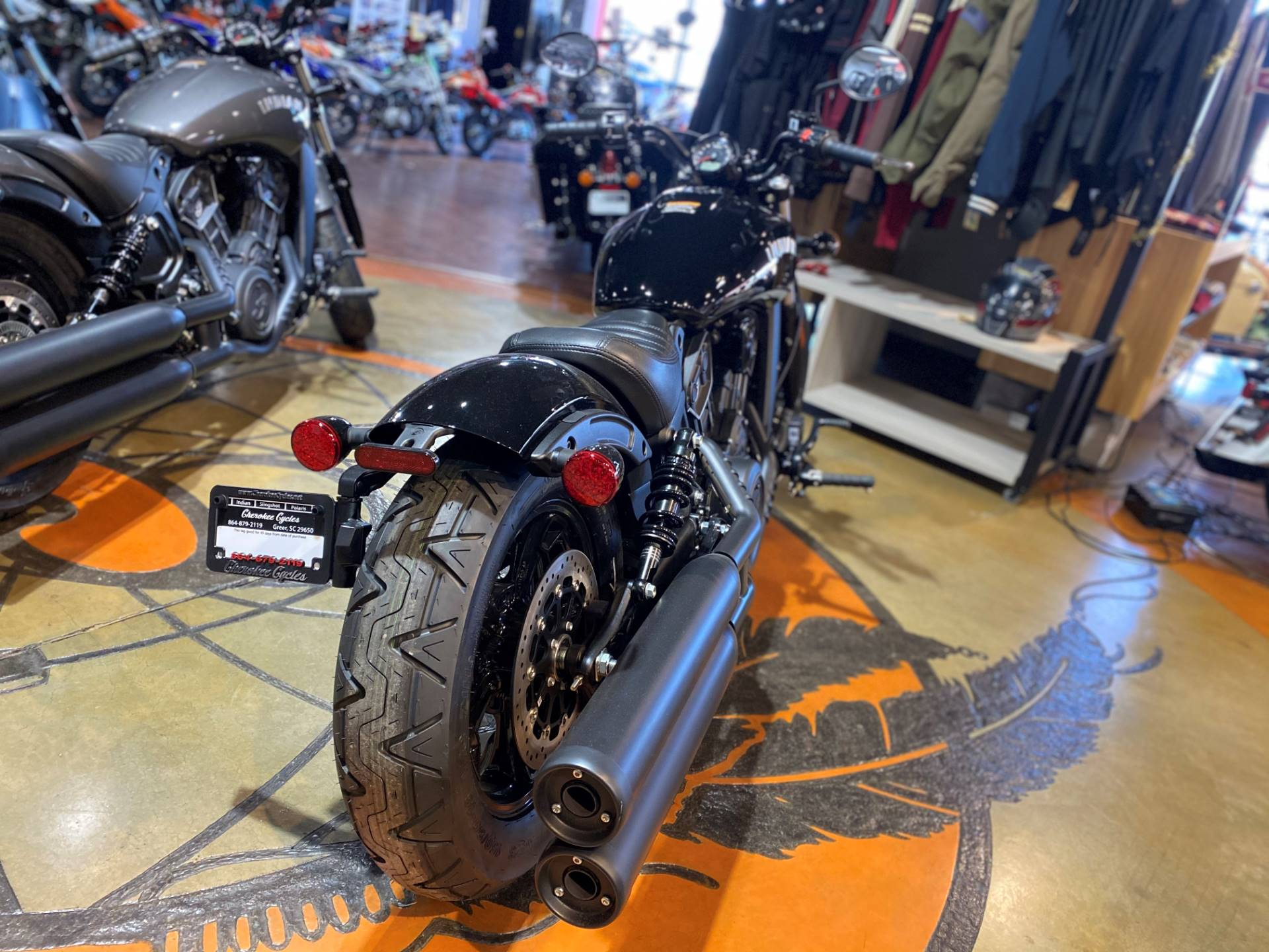 2021 Indian Scout® Bobber Sixty in Greer, South Carolina - Photo 6