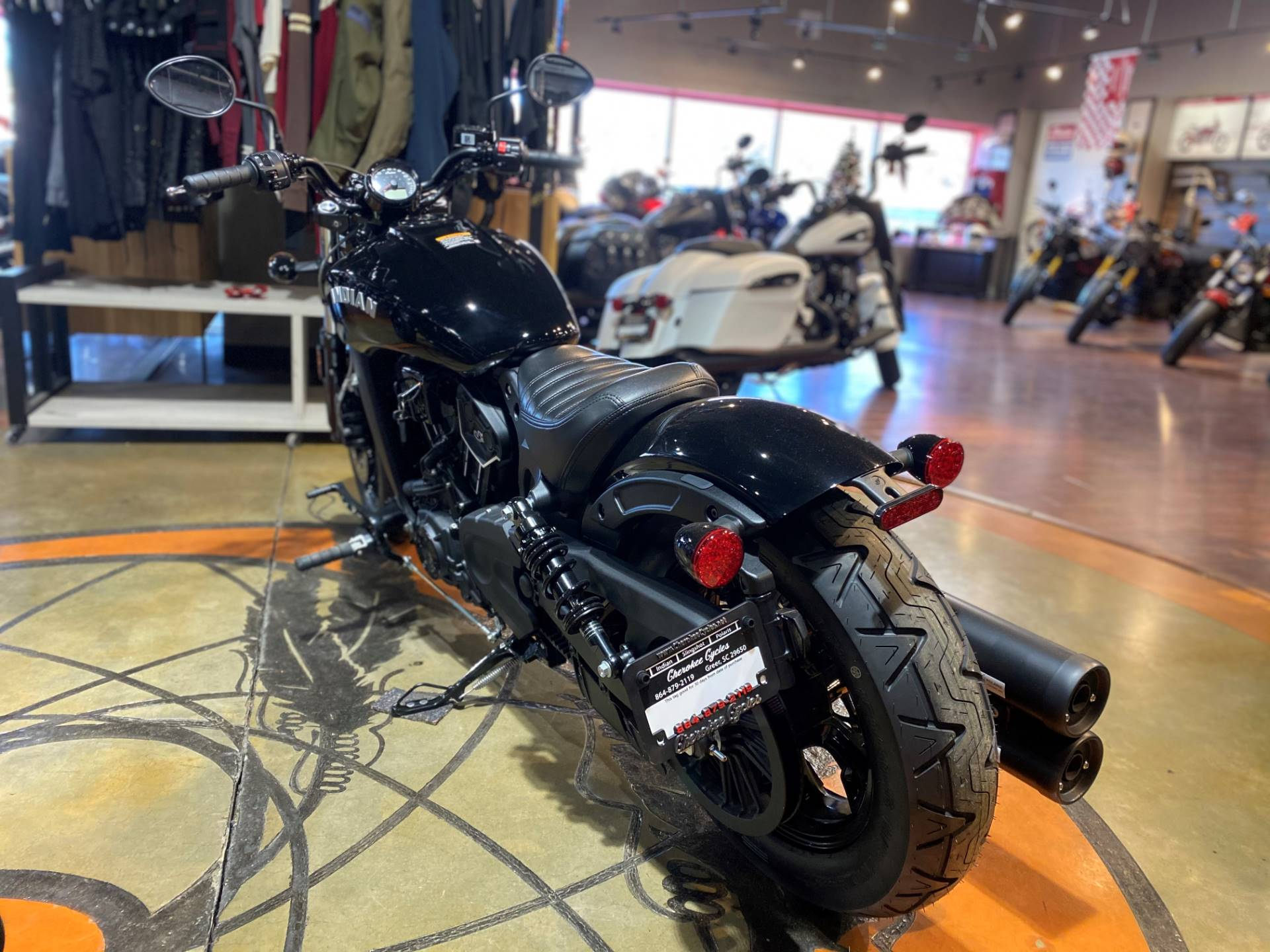 2021 Indian Scout® Bobber Sixty in Greer, South Carolina - Photo 8