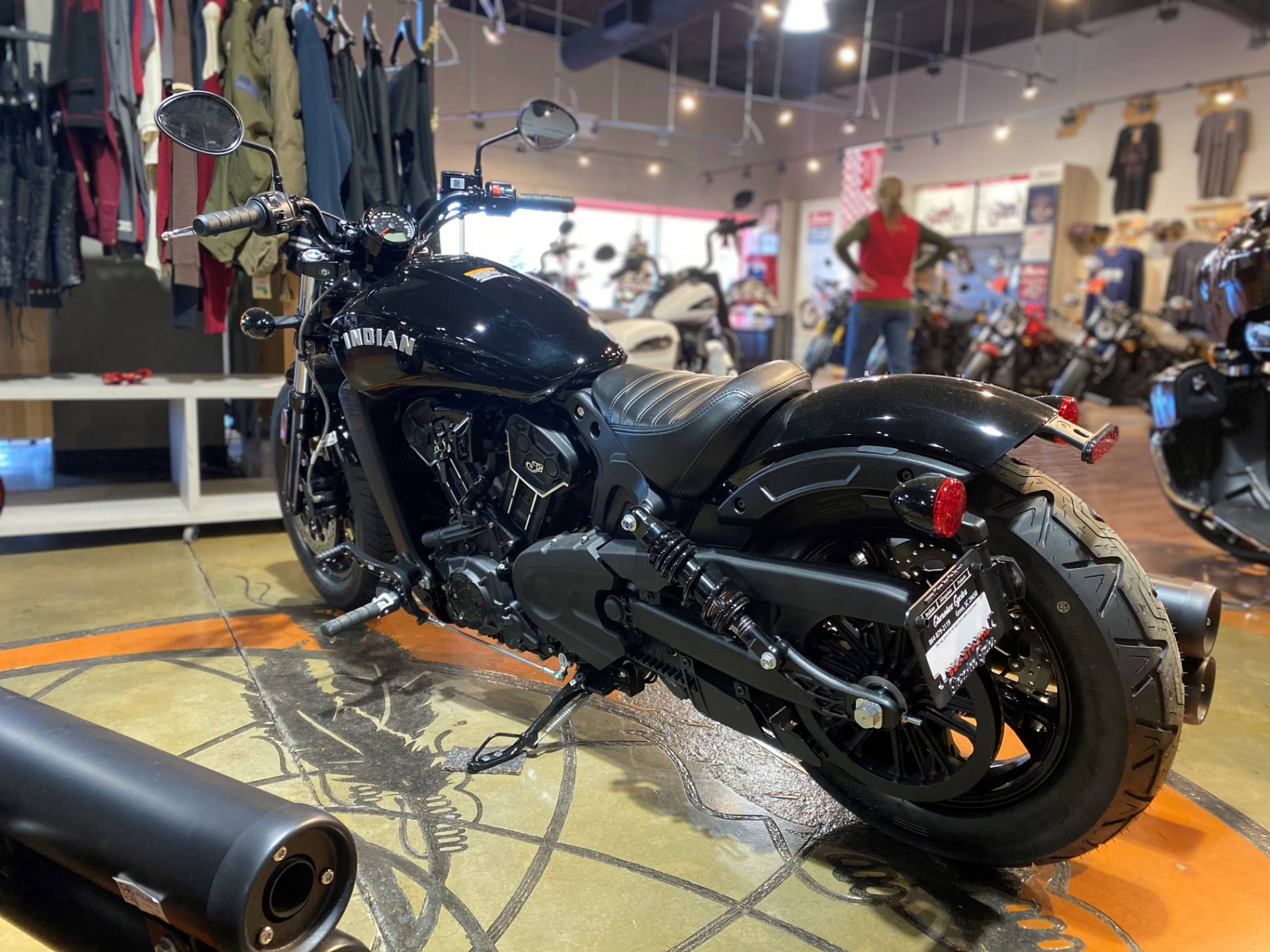 2021 Indian Scout® Bobber Sixty in Greer, South Carolina - Photo 9