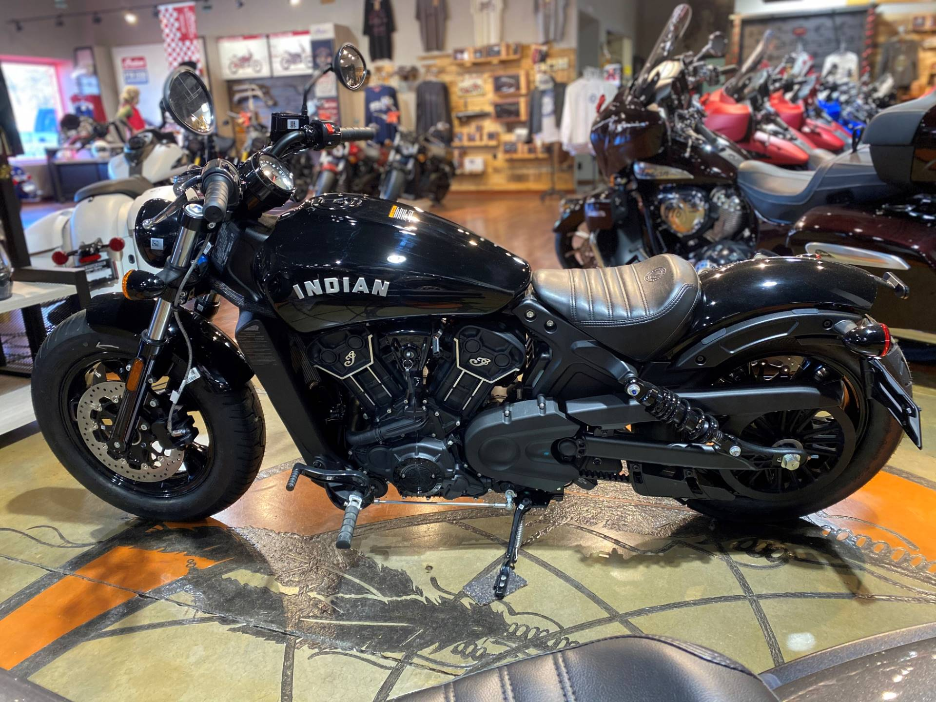 2021 Indian Scout® Bobber Sixty in Greer, South Carolina - Photo 10