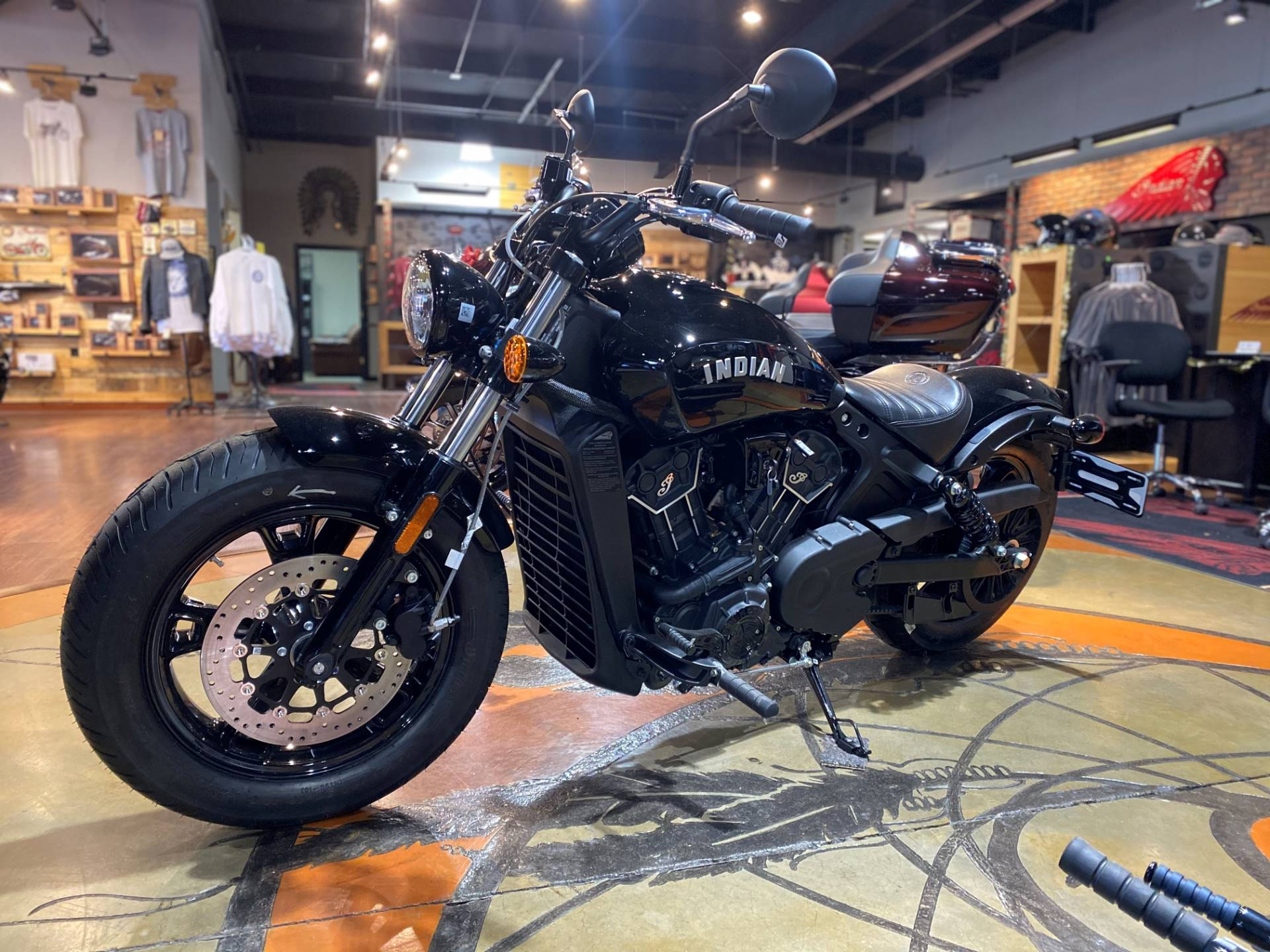 2021 Indian Scout® Bobber Sixty in Greer, South Carolina - Photo 11