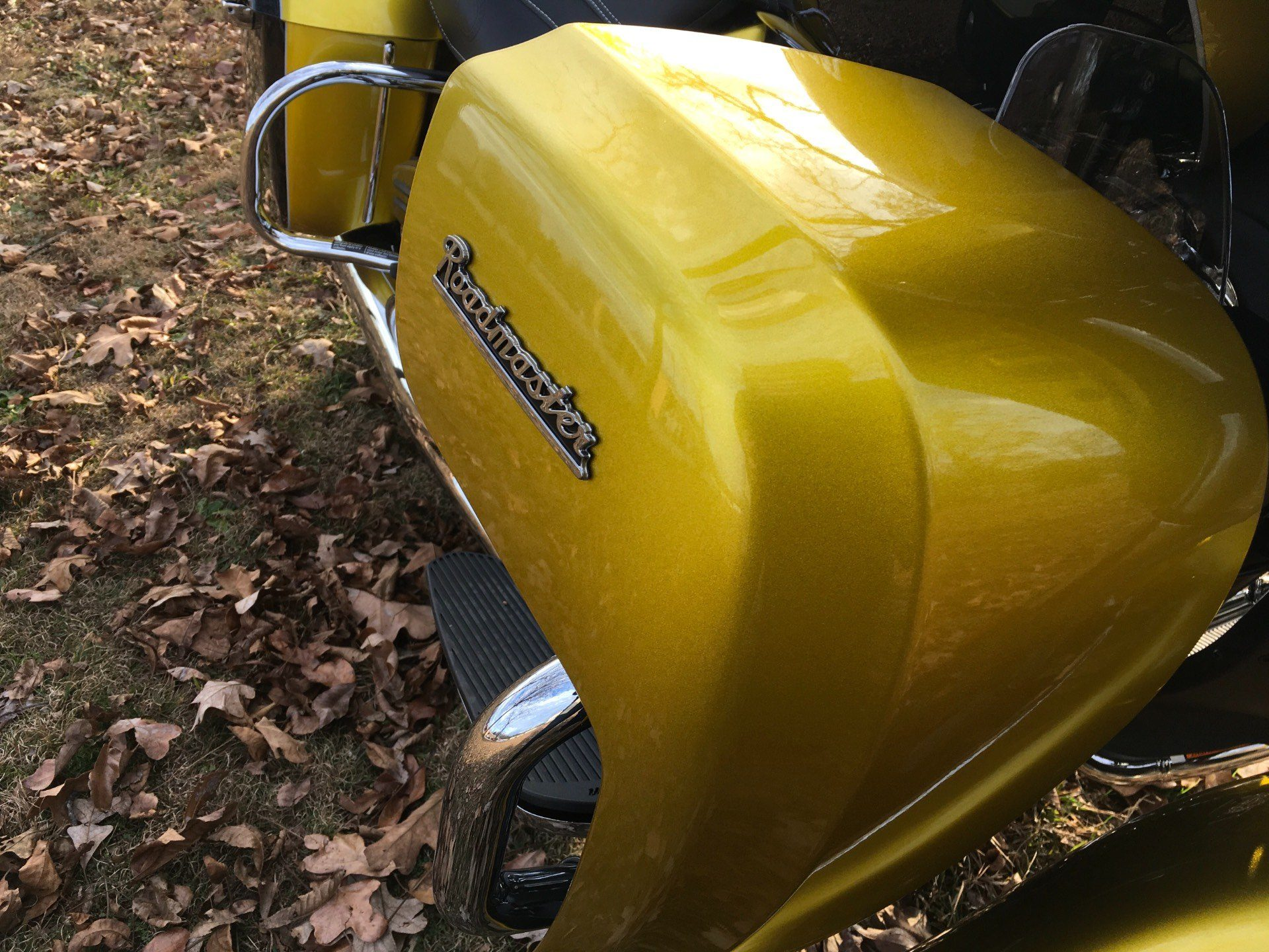 2018 Indian Roadmaster® Icon Series in Greer, South Carolina