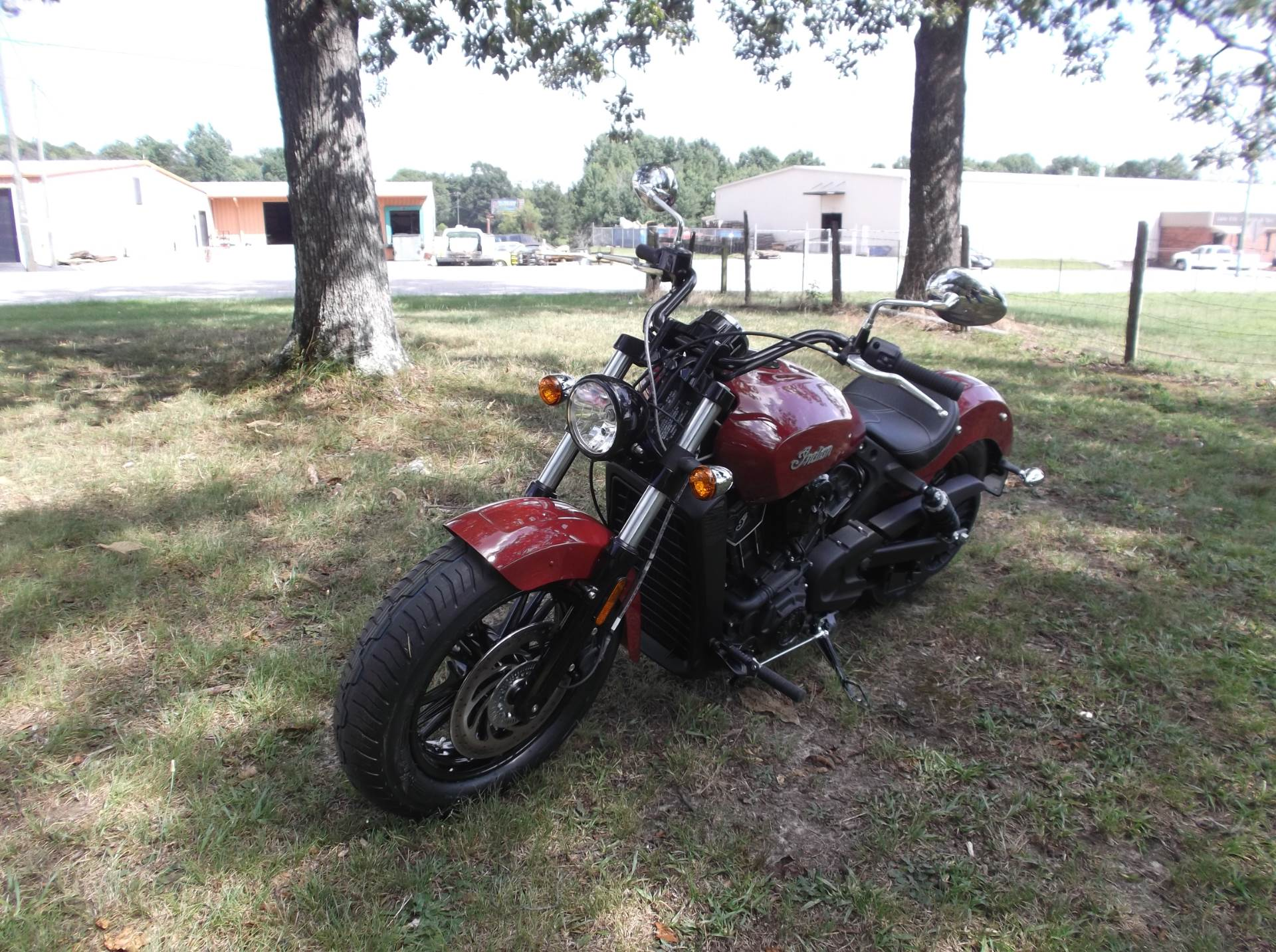 2018 Indian Scout® Sixty ABS in Greer, South Carolina