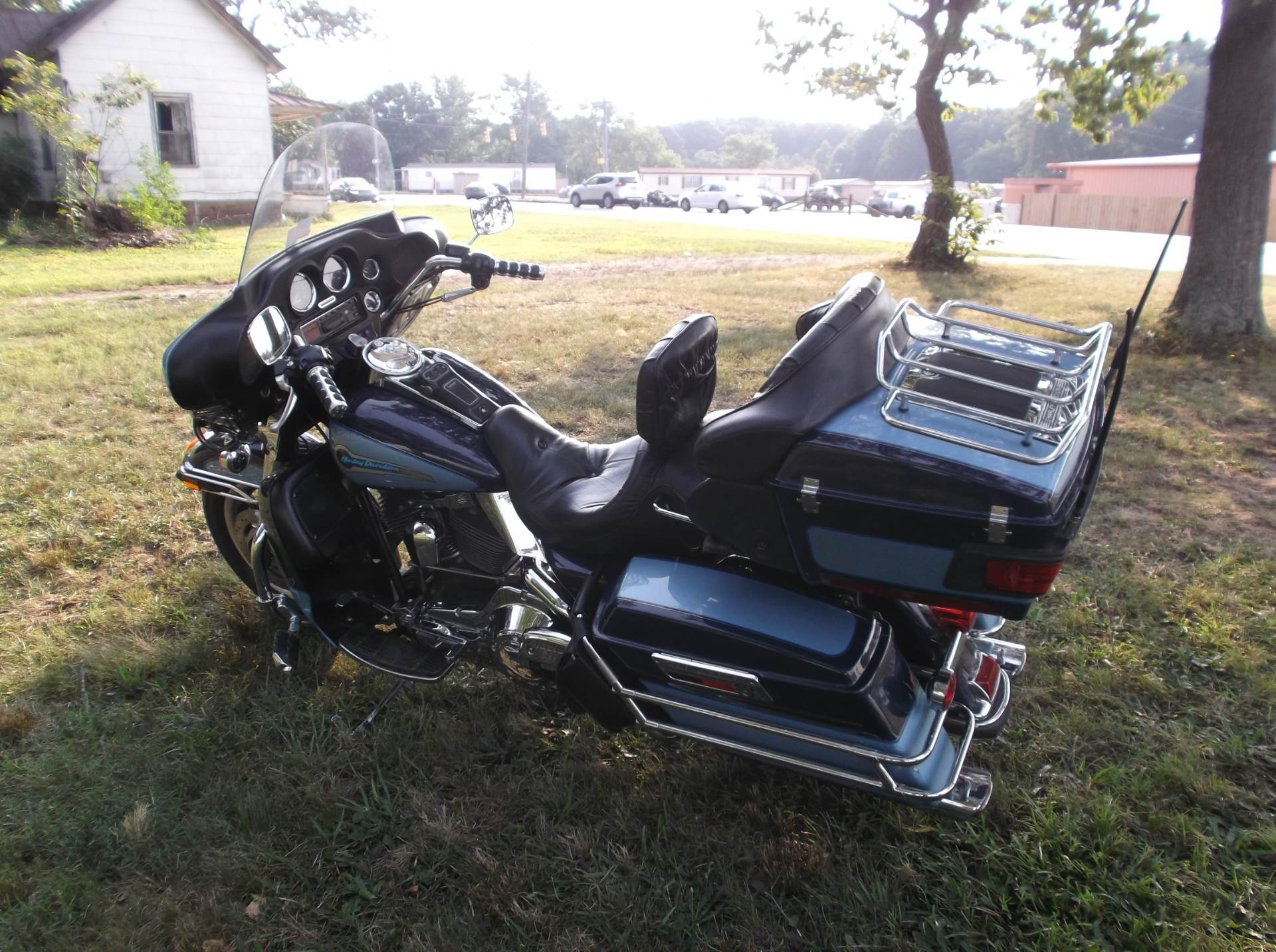 2001 Harley-Davidson FLHTCUI Ultra Classic® Electra Glide® in Greer, South Carolina