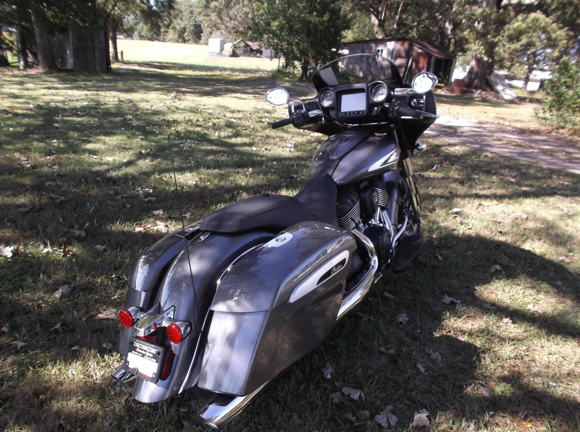 2019 Indian CHIEFTAIN in Greer, South Carolina - Photo 8