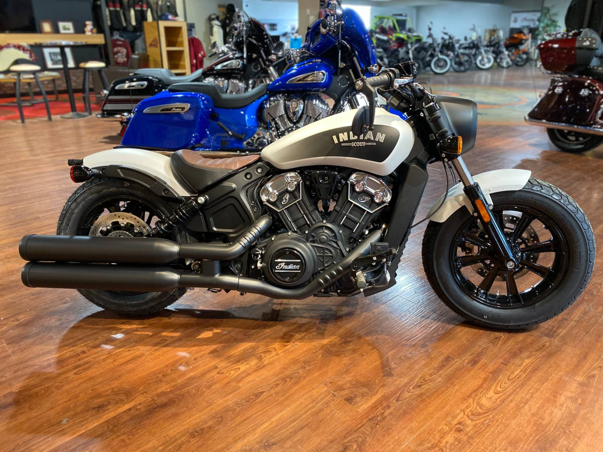 2021 Indian Scout® Bobber ABS in Greer, South Carolina - Photo 5