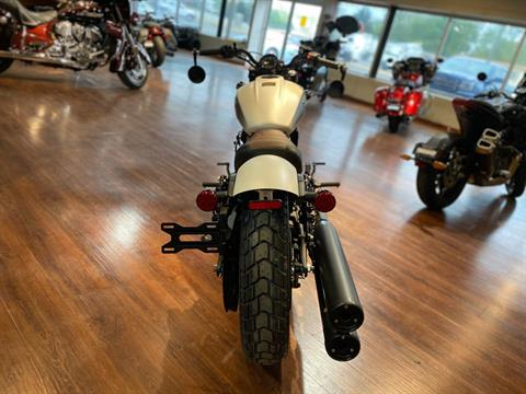 2021 Indian Scout® Bobber ABS in Greer, South Carolina - Photo 8